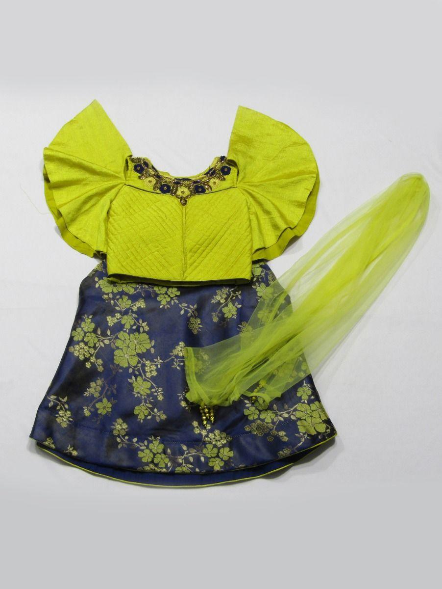 Kids Choli Online, Buy Readymade Choli for kids at lowest price - The Chennai Silks