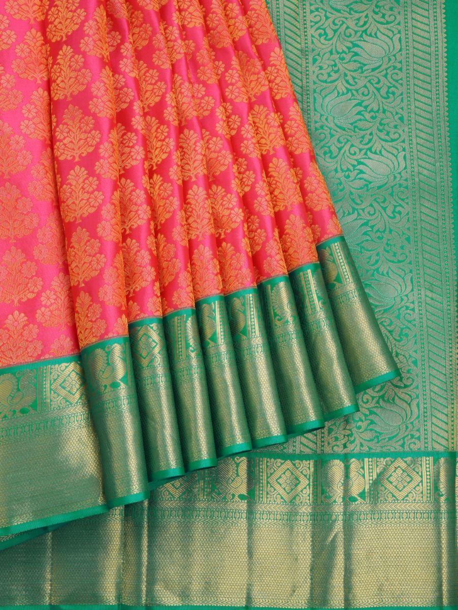 Vivaha Wedding Pure Silk Saree