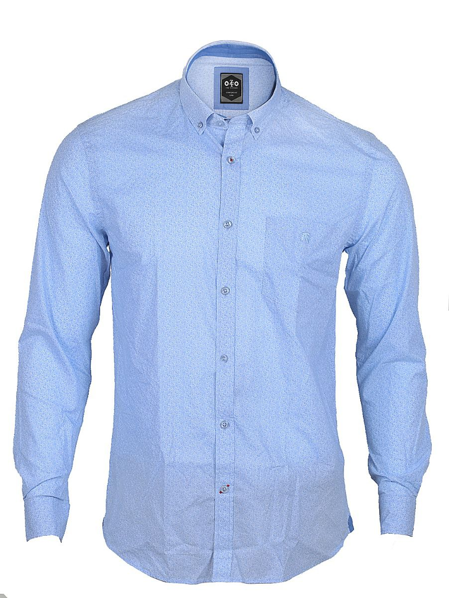 ZF Men's Casual Cotton Shirt  - 01TUPMFB5949218