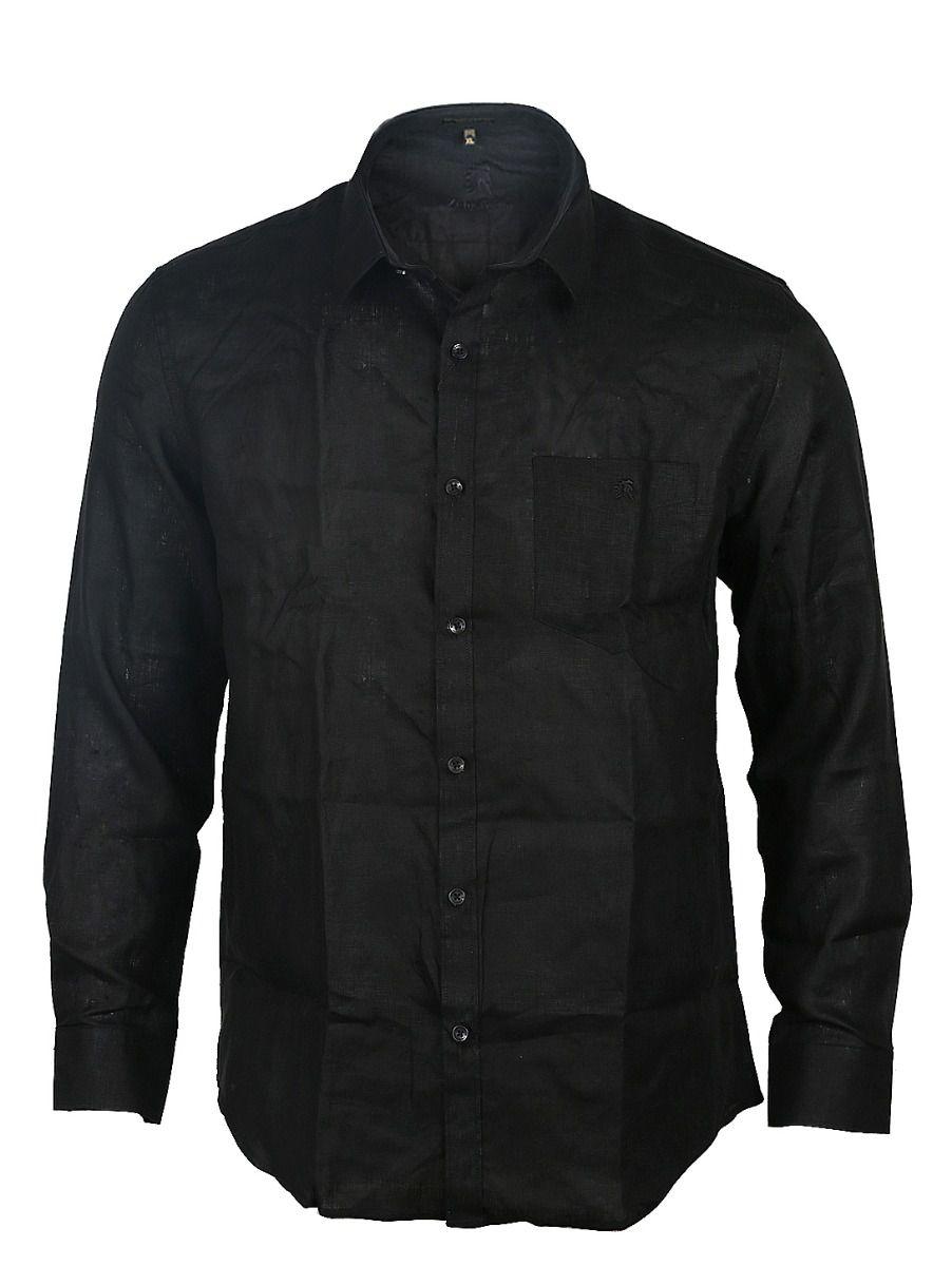 Zulus Festin Men's Linen Shirt - MGA7771329