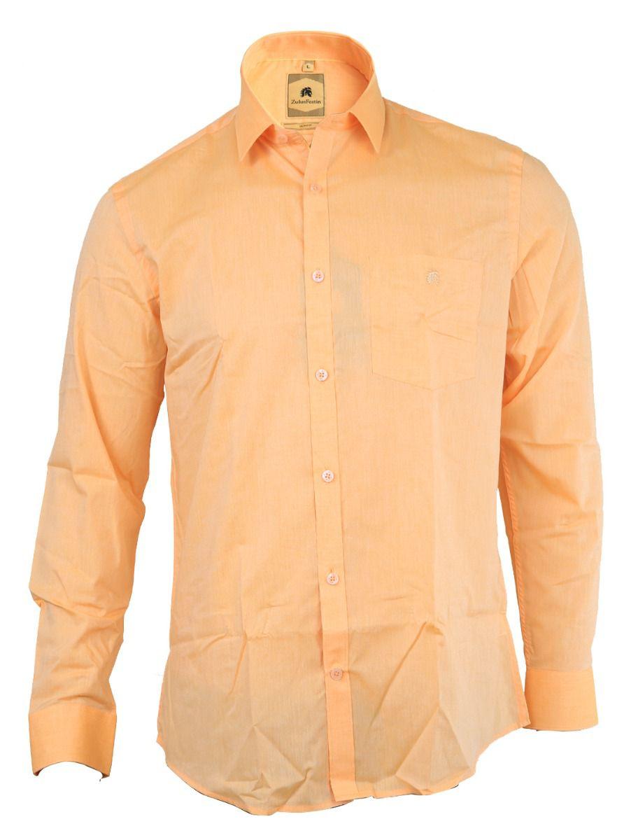 Zulus Festin Men's Formal Cotton Shirt - MGA8037615