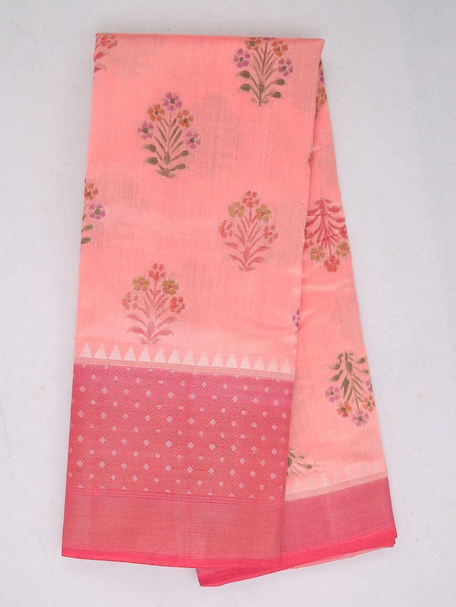Sahithyam Exclusive Chiniya Soft Silk Saree