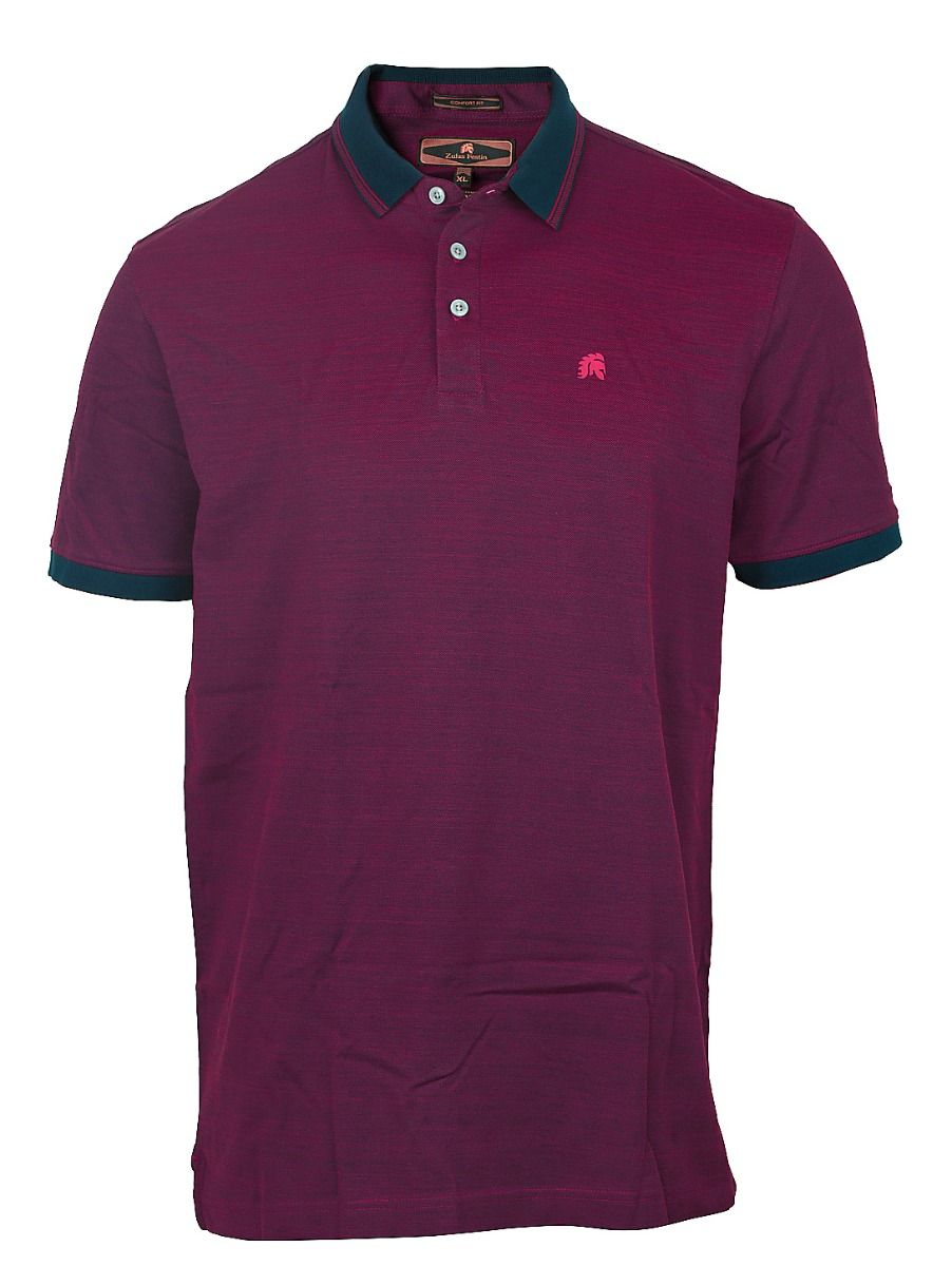 Zulus Festin Men Polo T-Shirt - MGA7341454