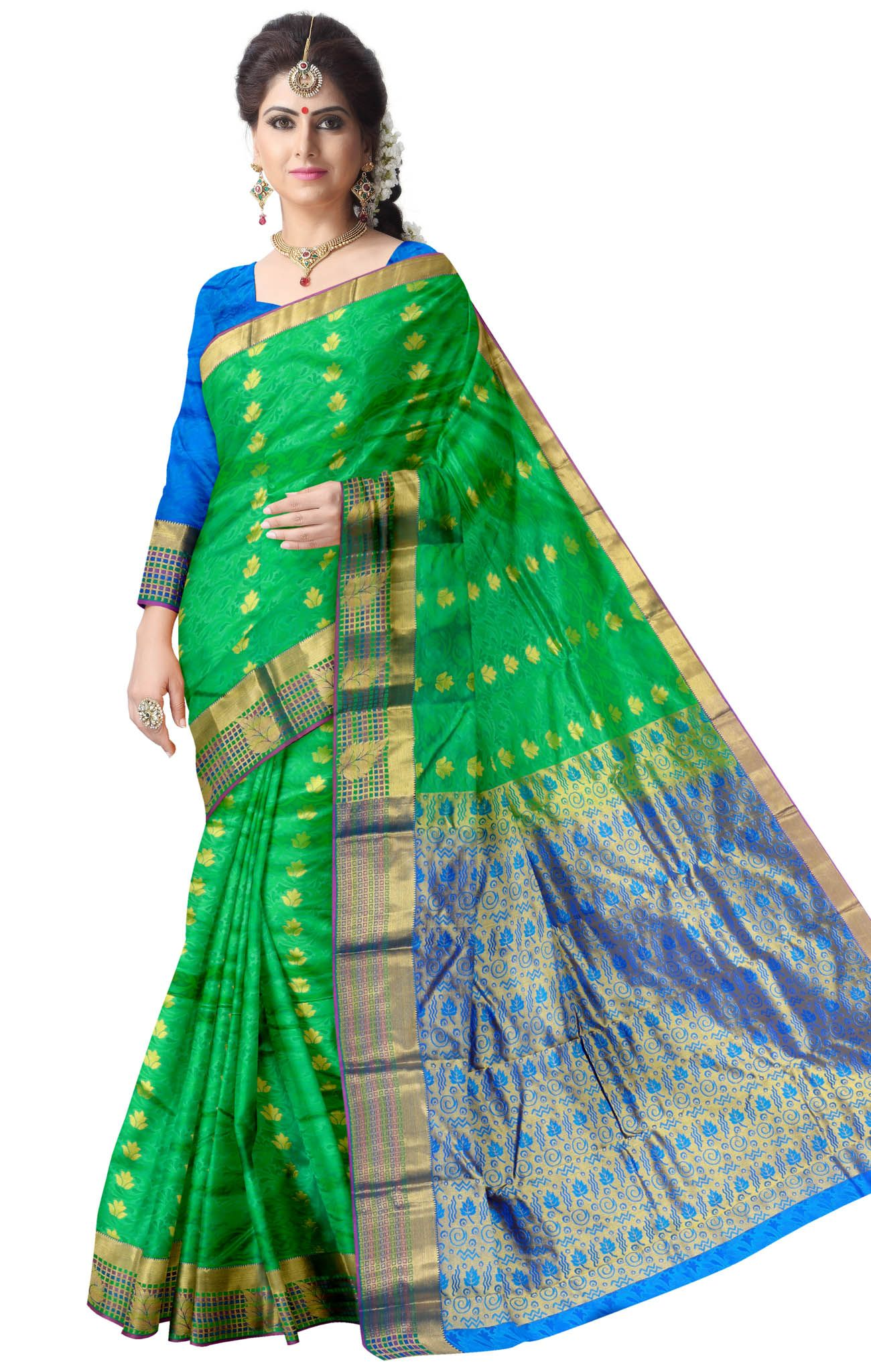 Traditional Silk Saree-SS0010