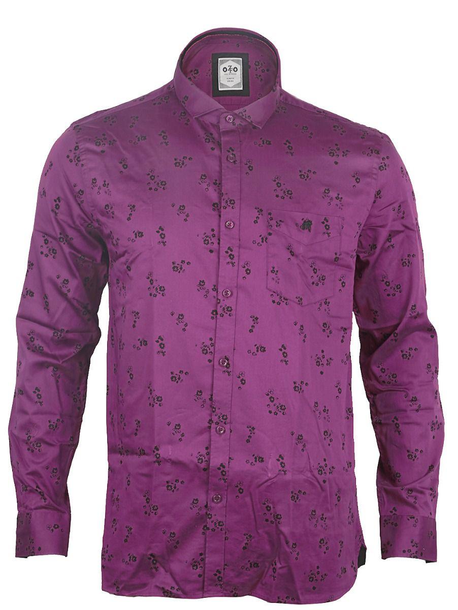 ZF Men's Casual Cotton Shirt  - 01TUPMFB3468188