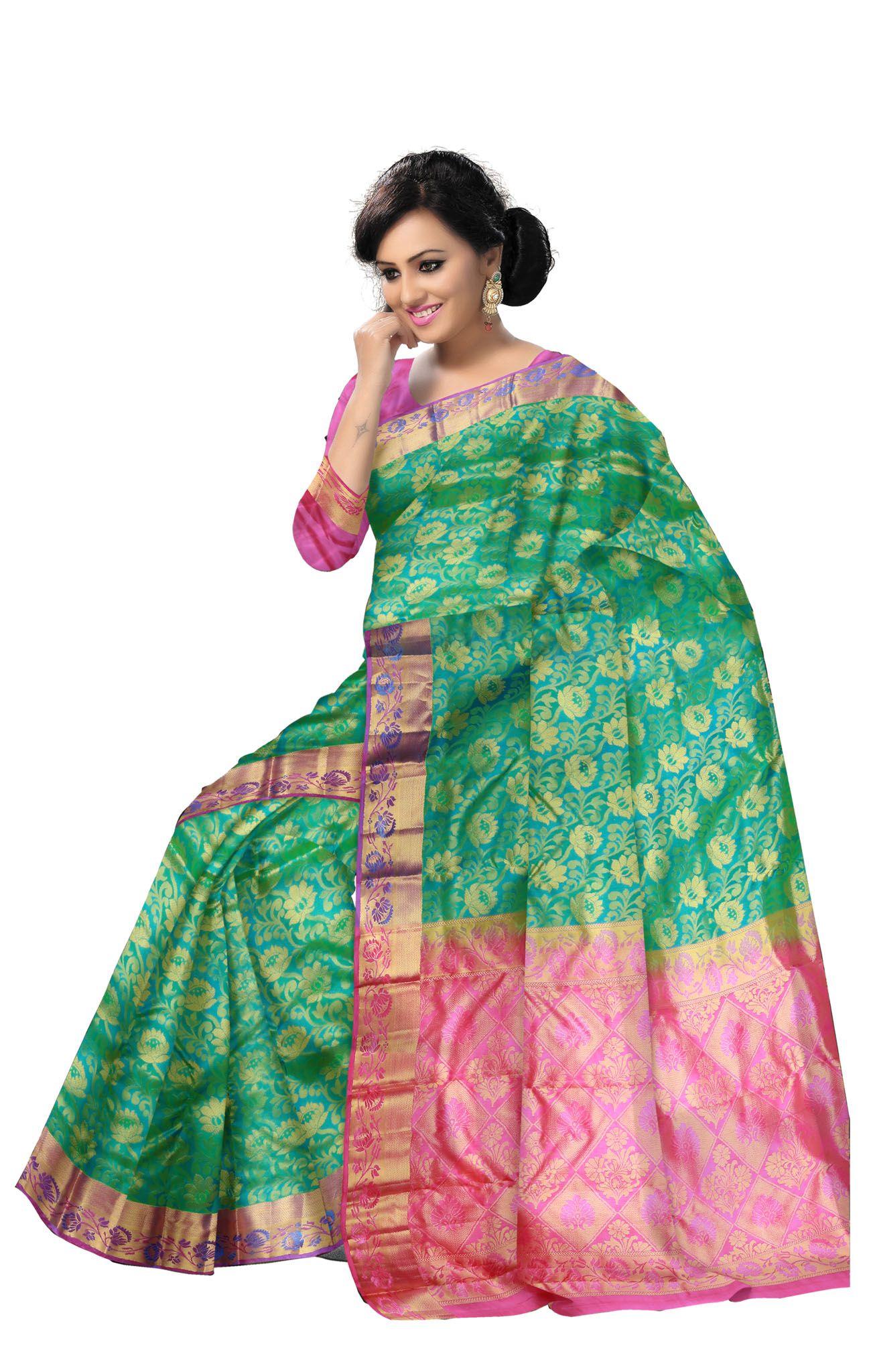 Traditional Silk Saree-SS0014