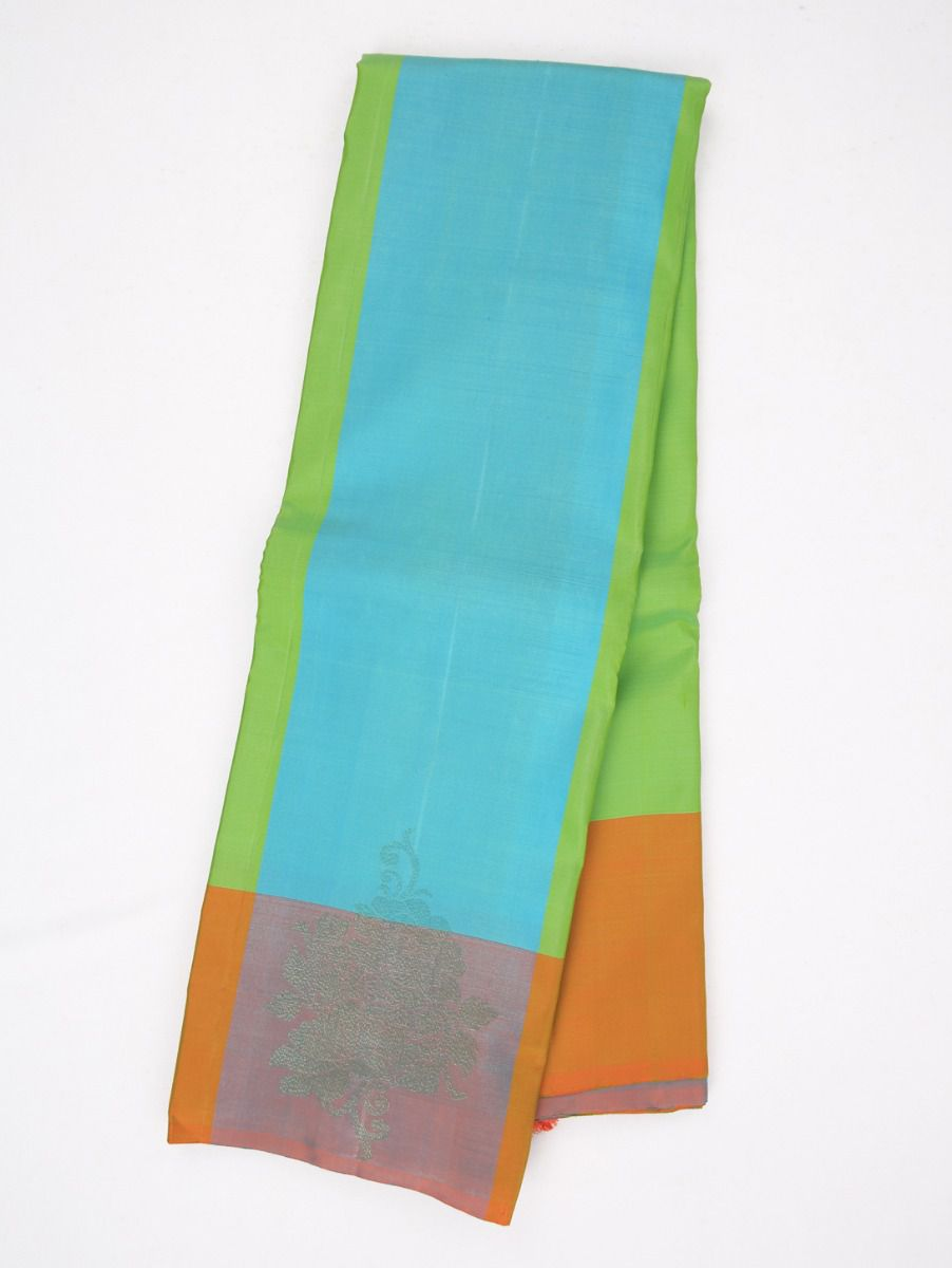 Vipanji Soft Silk Saree