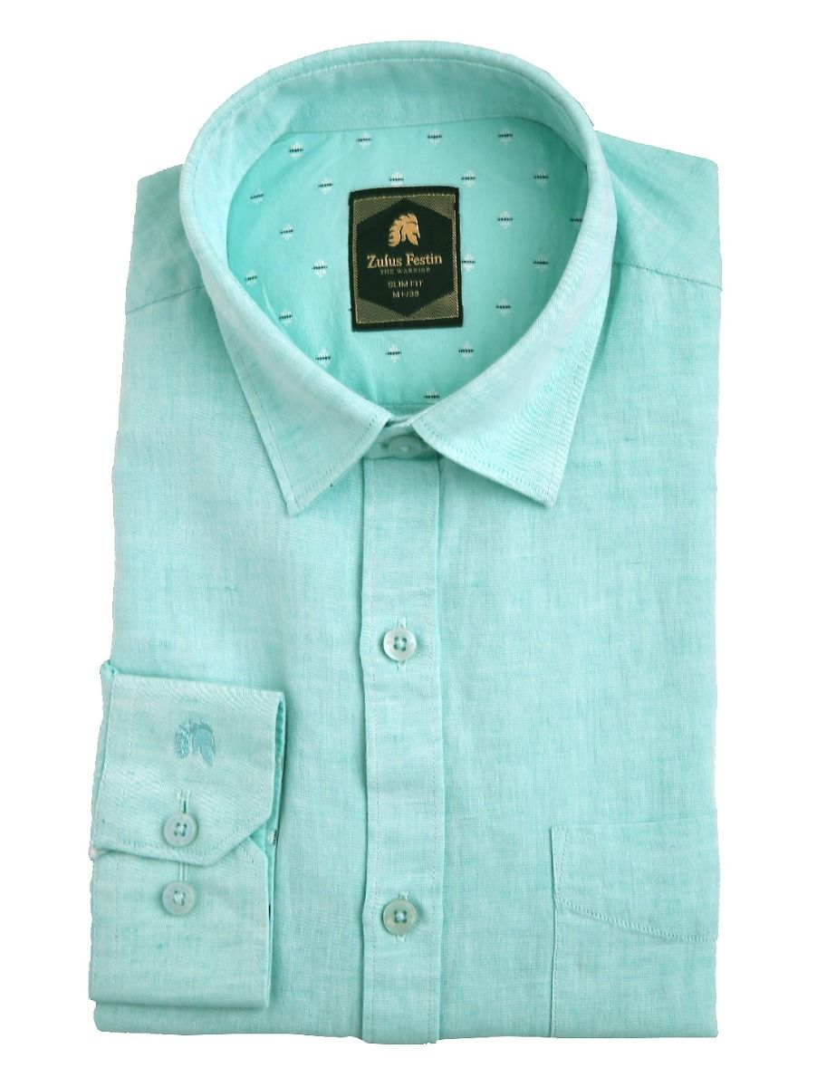 Zulus Festin Men's Casual Cotton Shirt - MGA7641215
