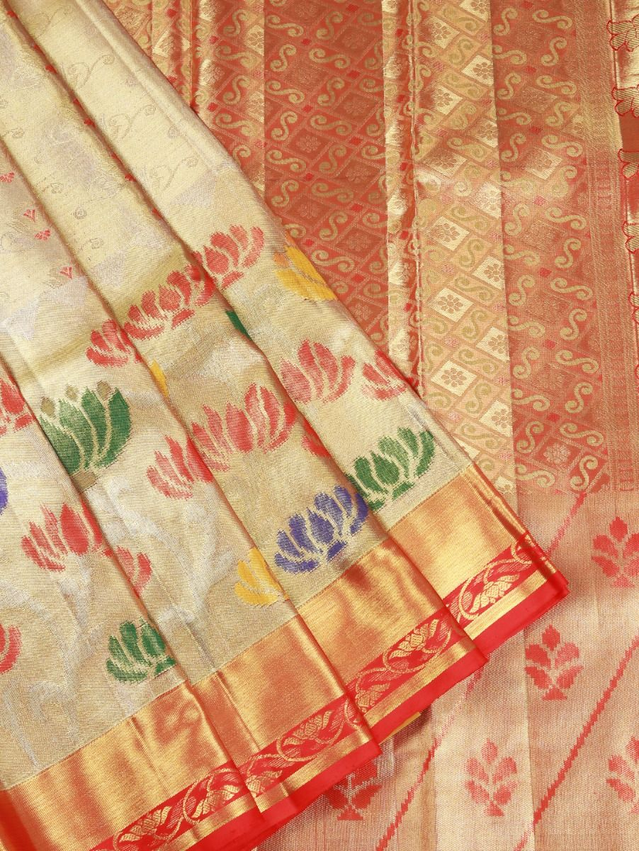 Vivaha Pure Kanchipuram Silk Saree - LDB4143654