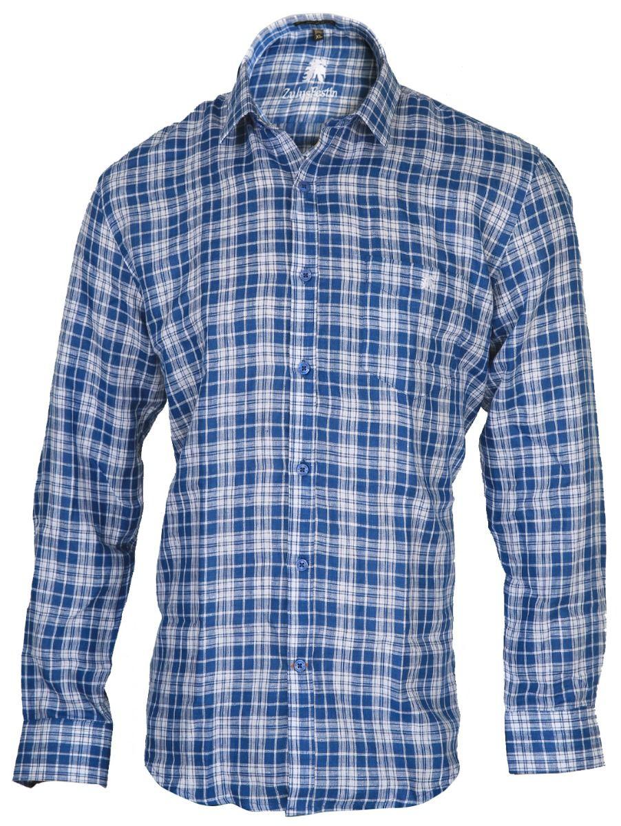 Zulus Festin Men's Formal Cotton Shirt - TUPMGC0296260