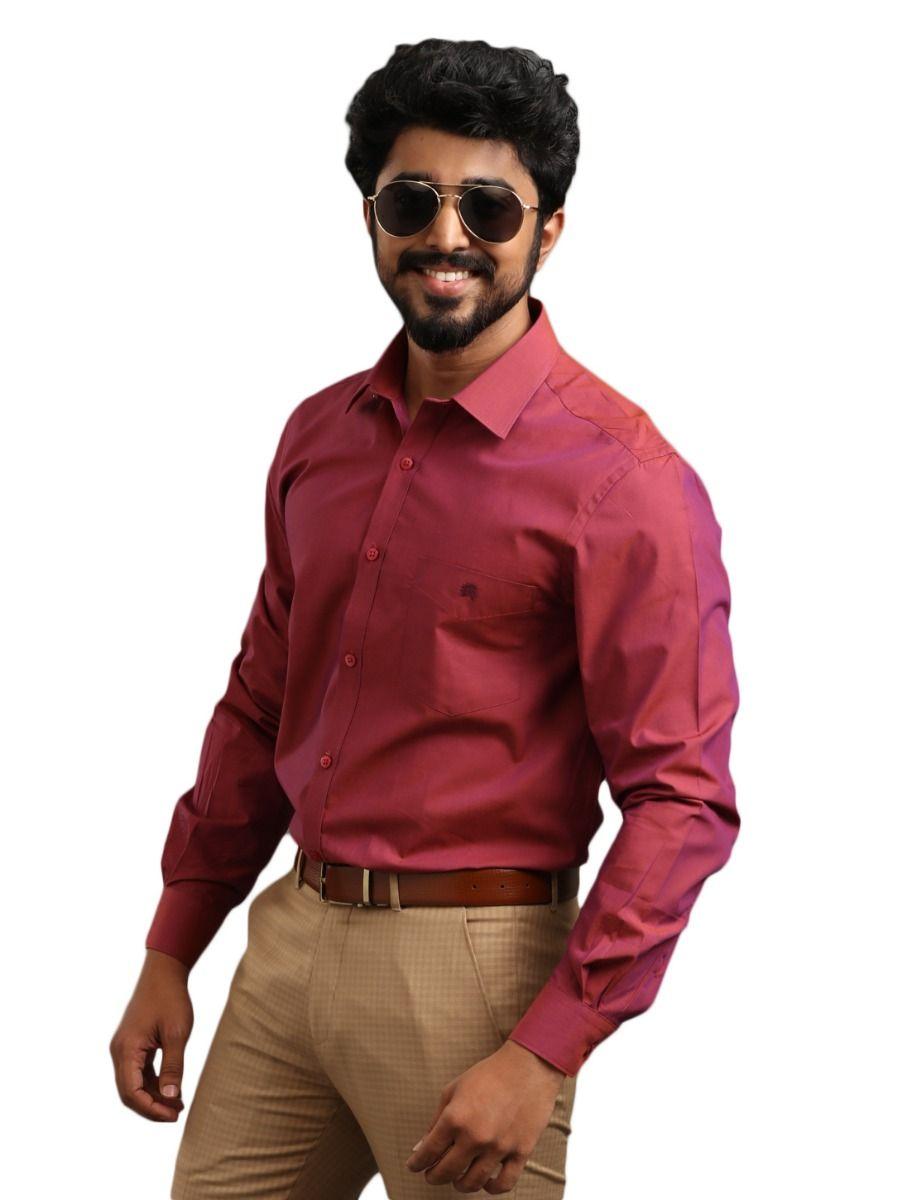 ZF Men's Formal Cotton Shirt