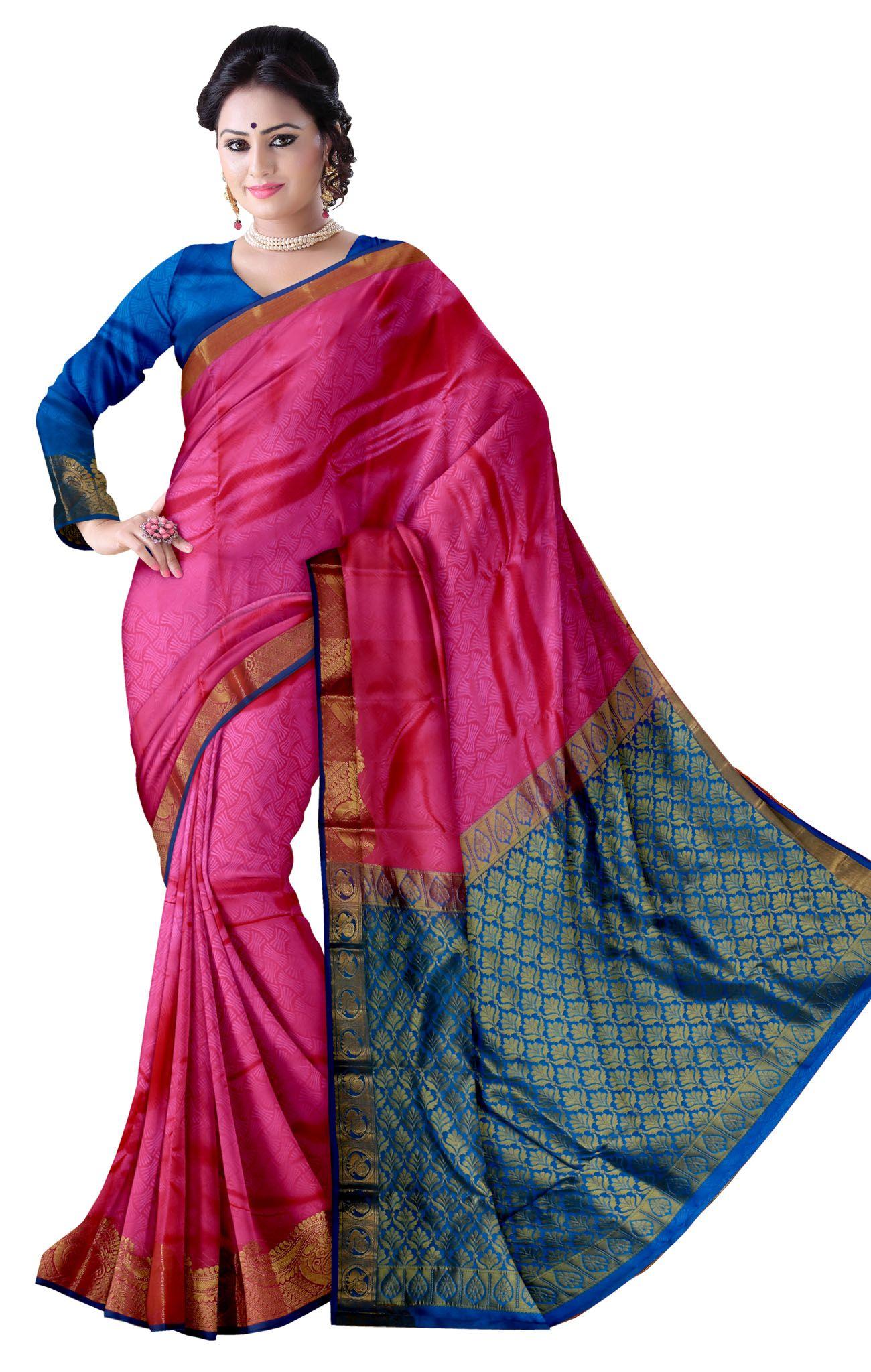 8445244b169 Traditional Silk Saree-SS0006