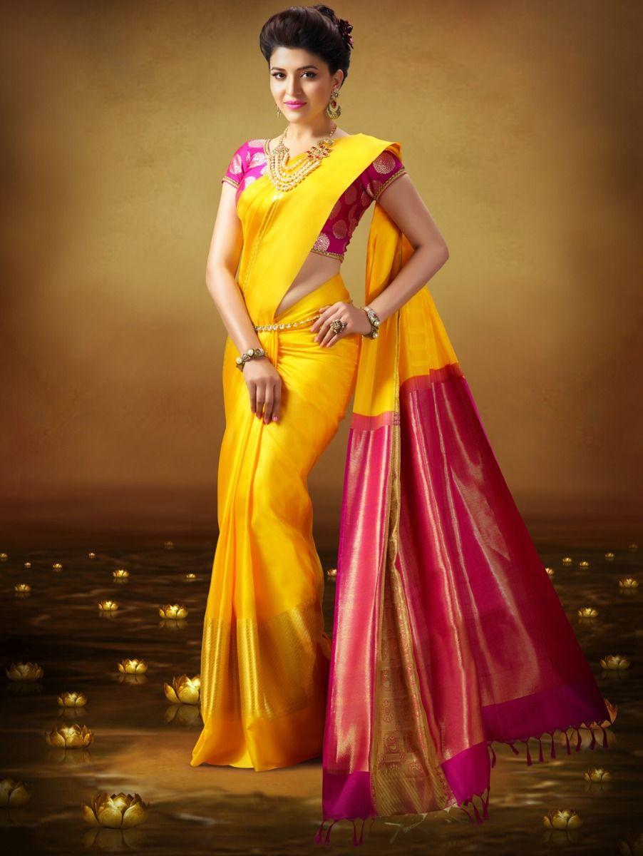 Vivaha Branded Wedding Silk Saree VBBS1011