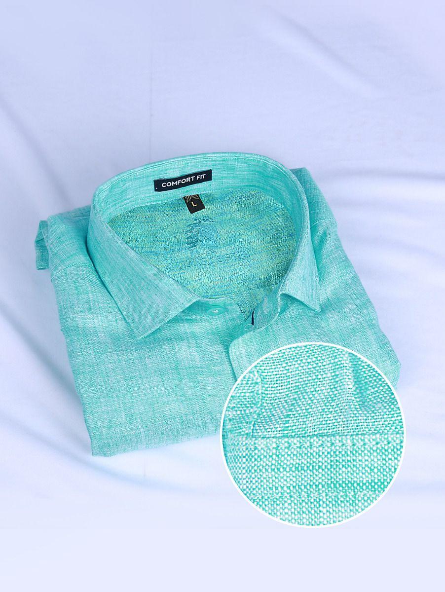 Zulus Festin Men's Linen Cotton Shirt