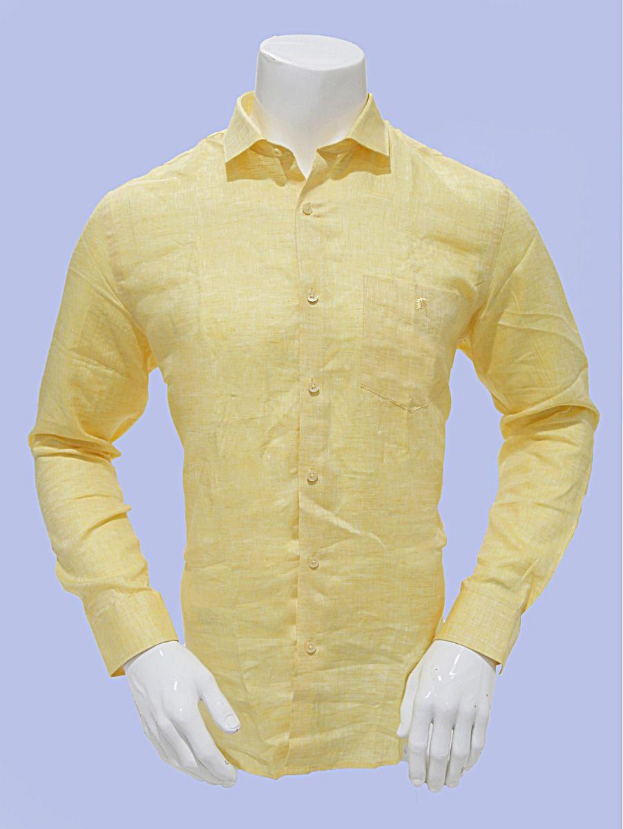 ZF Men's Linen Formal Shirt - ZF1206