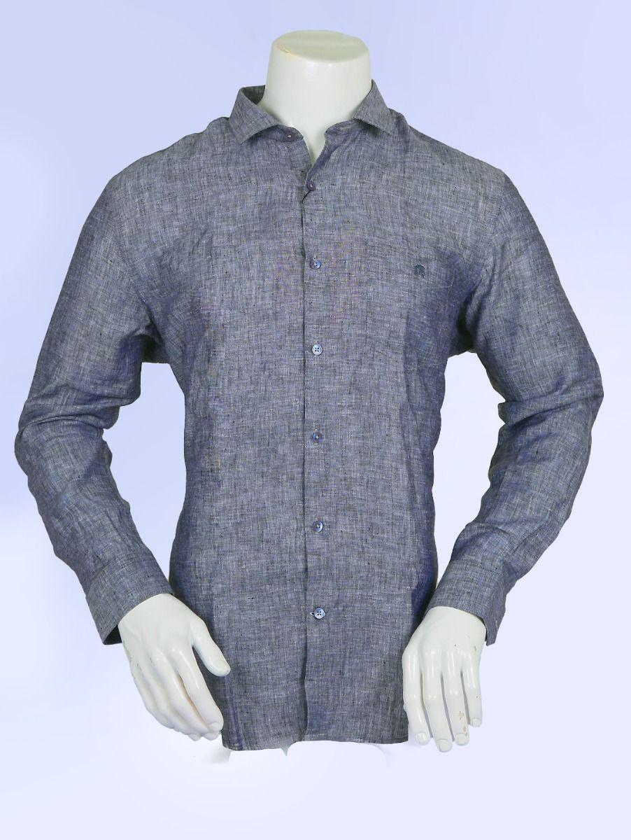 ZF Men's Linen Formal Shirt - ZF1207