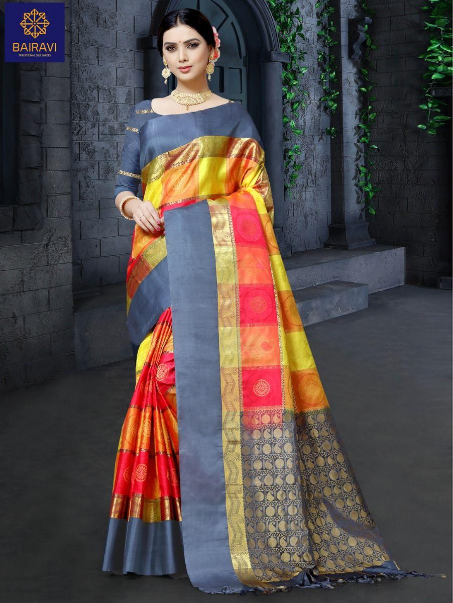 Bairavi Traditional Silk Saree-BTSS1207