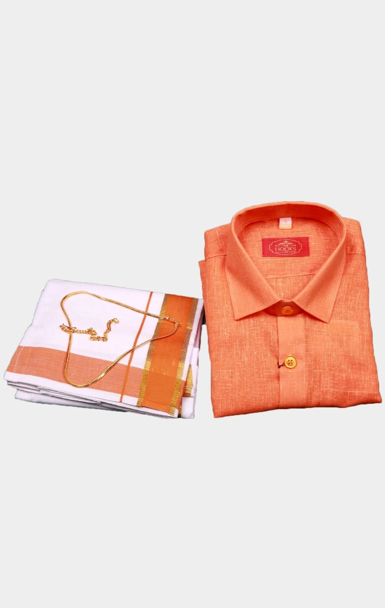 Boys Cotton Dothi Set-BCDS013