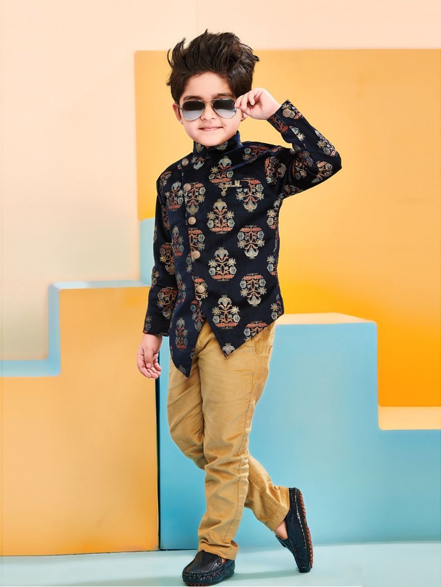Boys Casual Shirts and Pant Set - 85ONLBCS2142