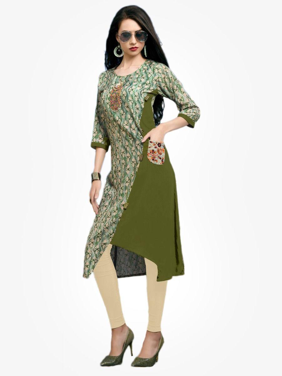 Women's Stylish Printed Designer Top - NTWT219