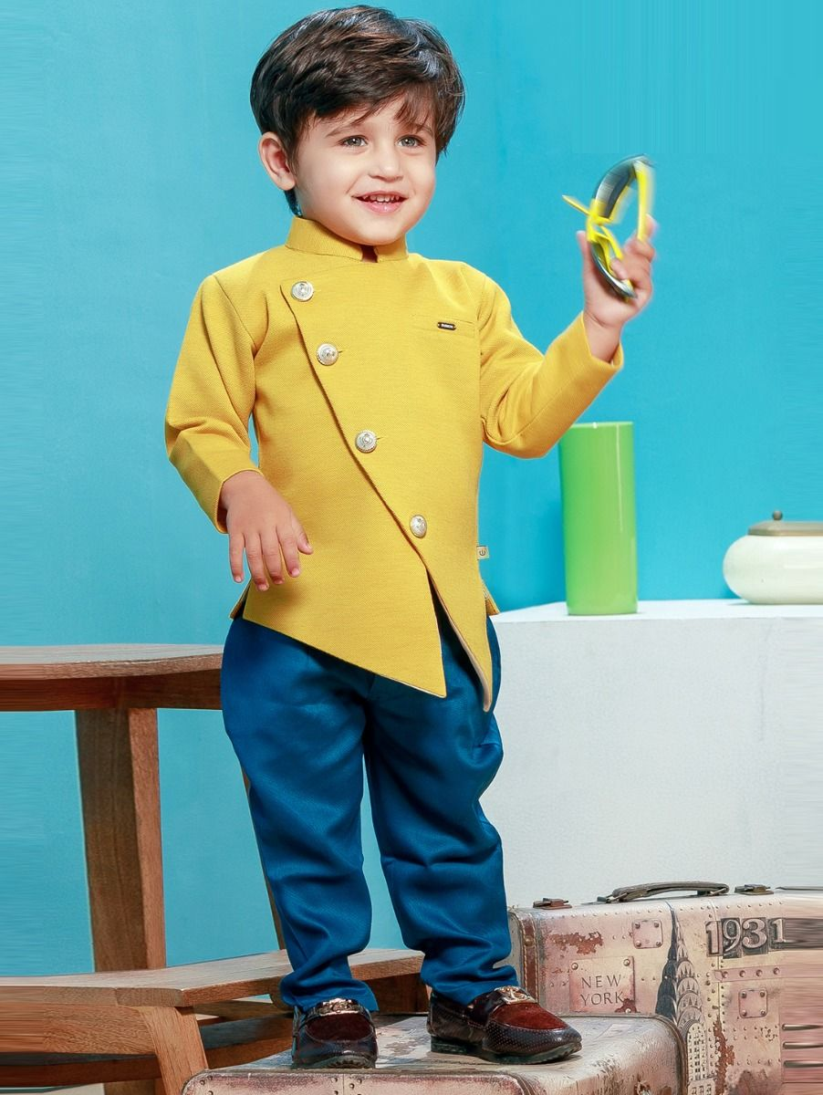 Boys Shirt and Pant Set - TUP2342