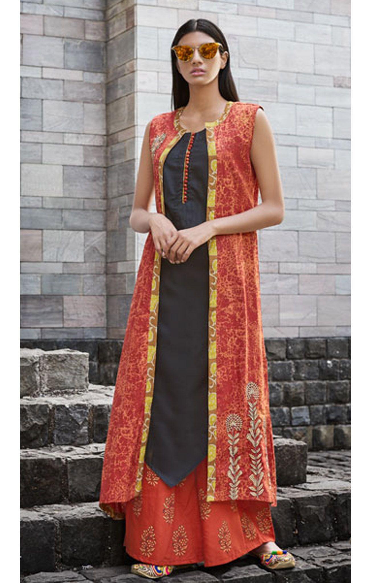 Cotton Readymade Salwar Kameez-RSK4036