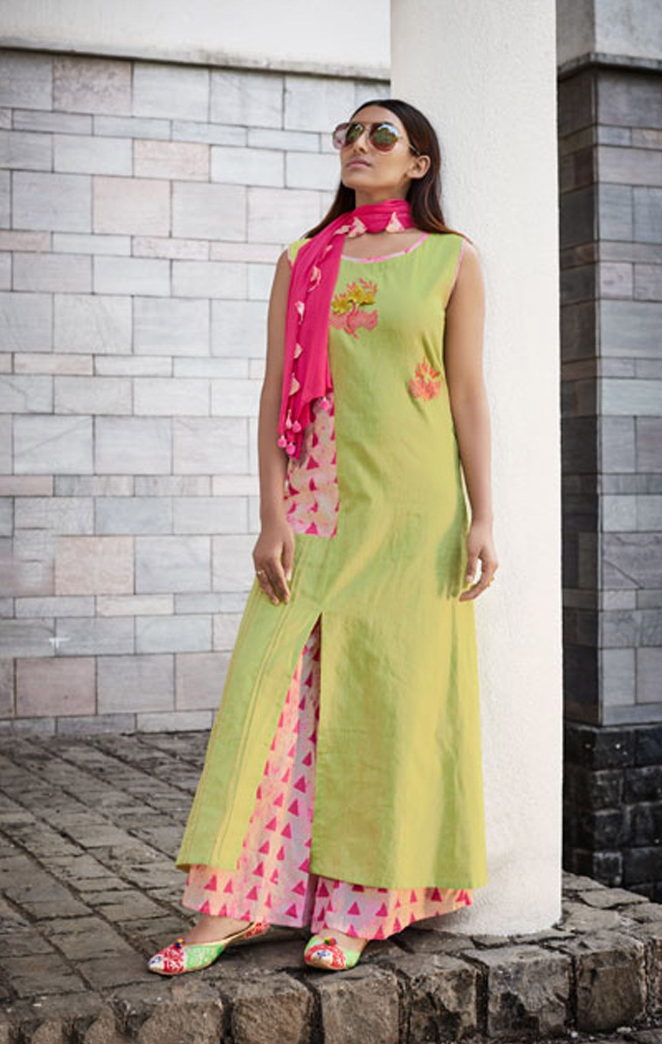 Cotton Readymade Salwar Kameez-RSK4059