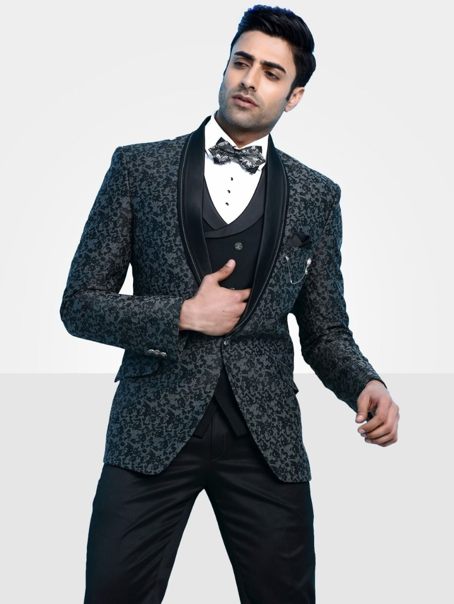 Men's Imported Designer Suit-36