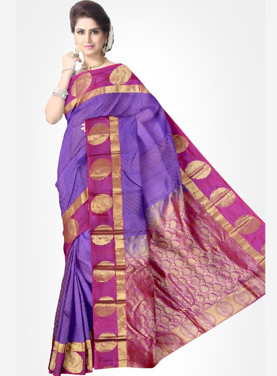 Uppada Traditional Silk Saree
