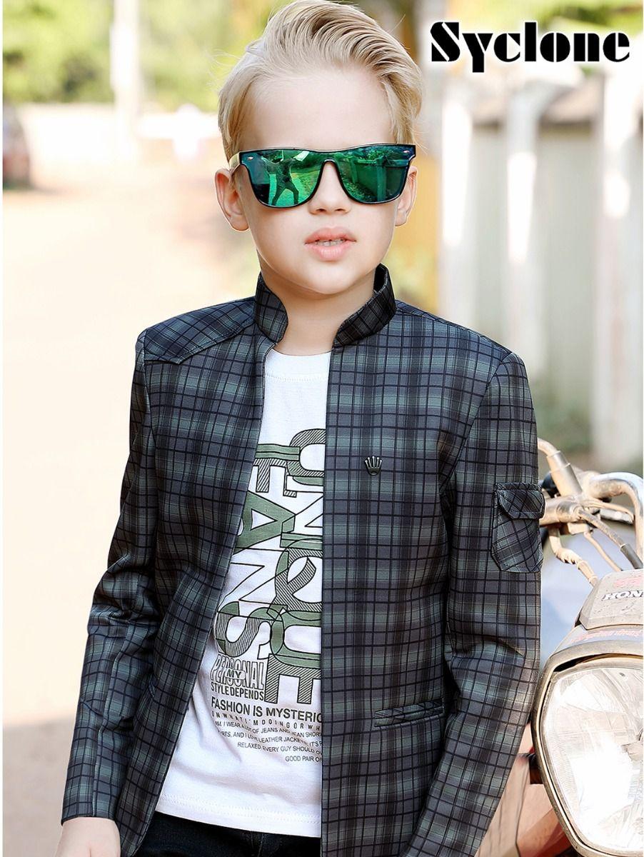 9c75a684ecb2 Syclone Boys Blazer With T-Shirt