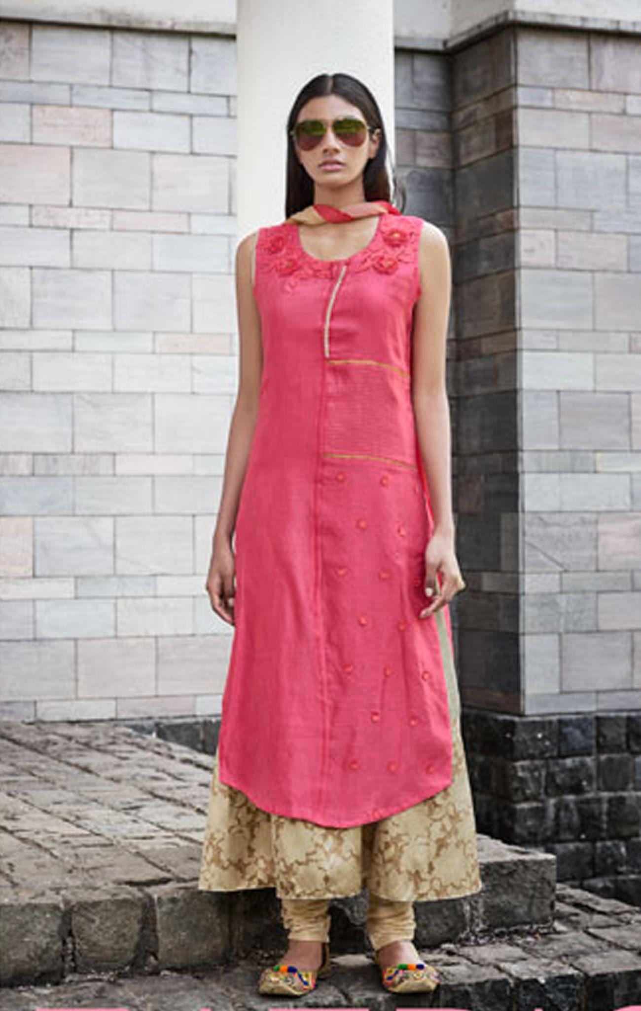 Cotton Readymade Salwar Kameez-RSK9850