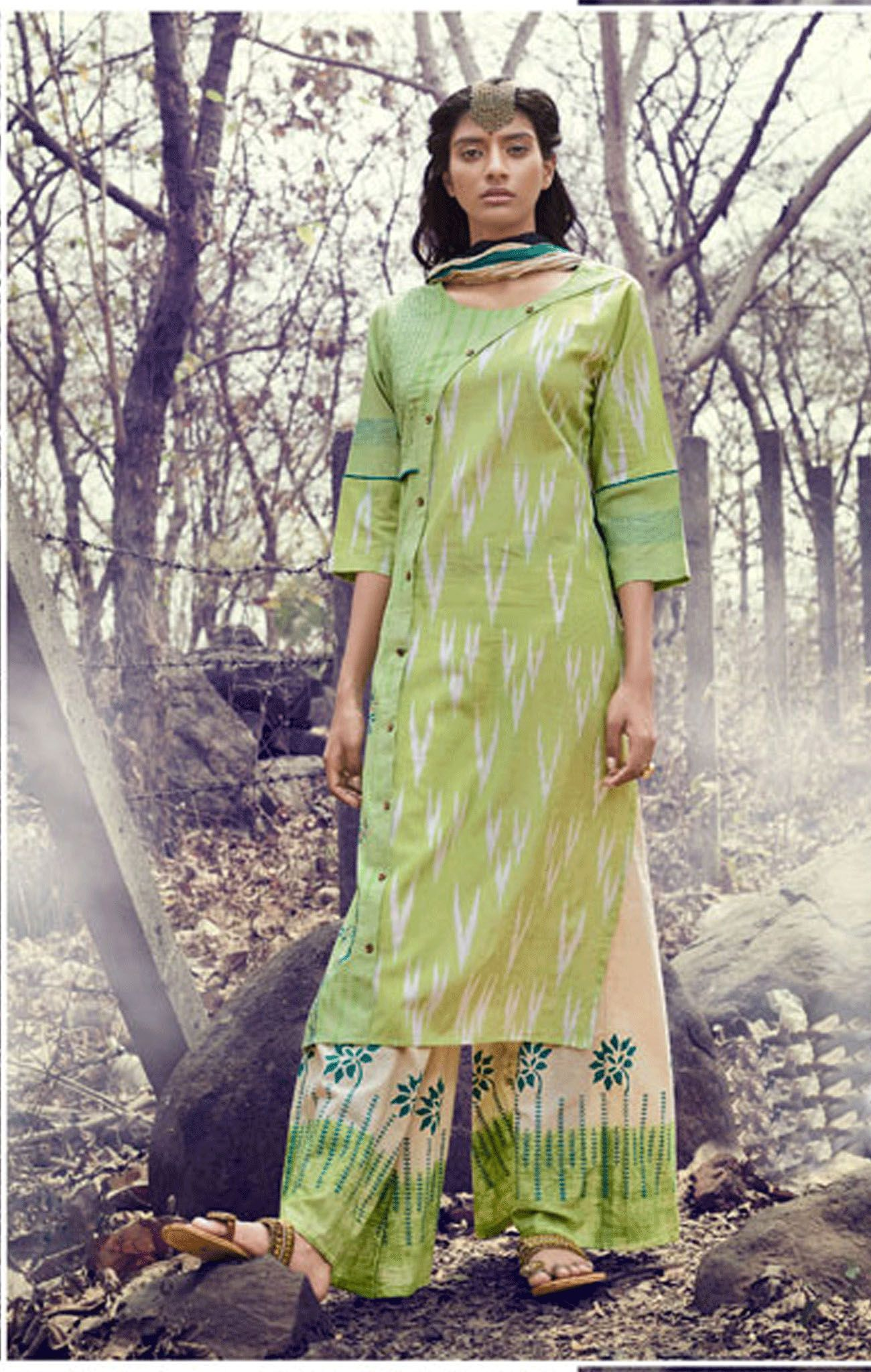 Cotton Readymade Salwar Kameez-RSK9880