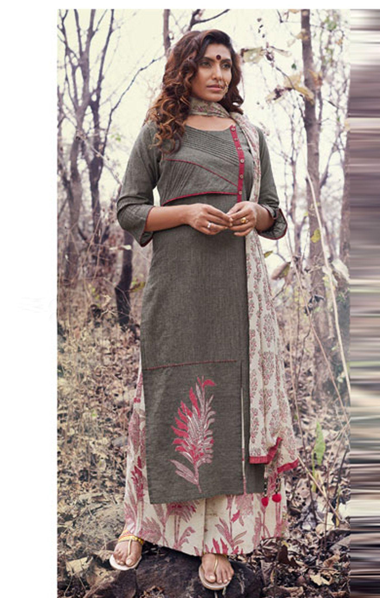 Cotton Readymade Salwar Kameez-RSK9906