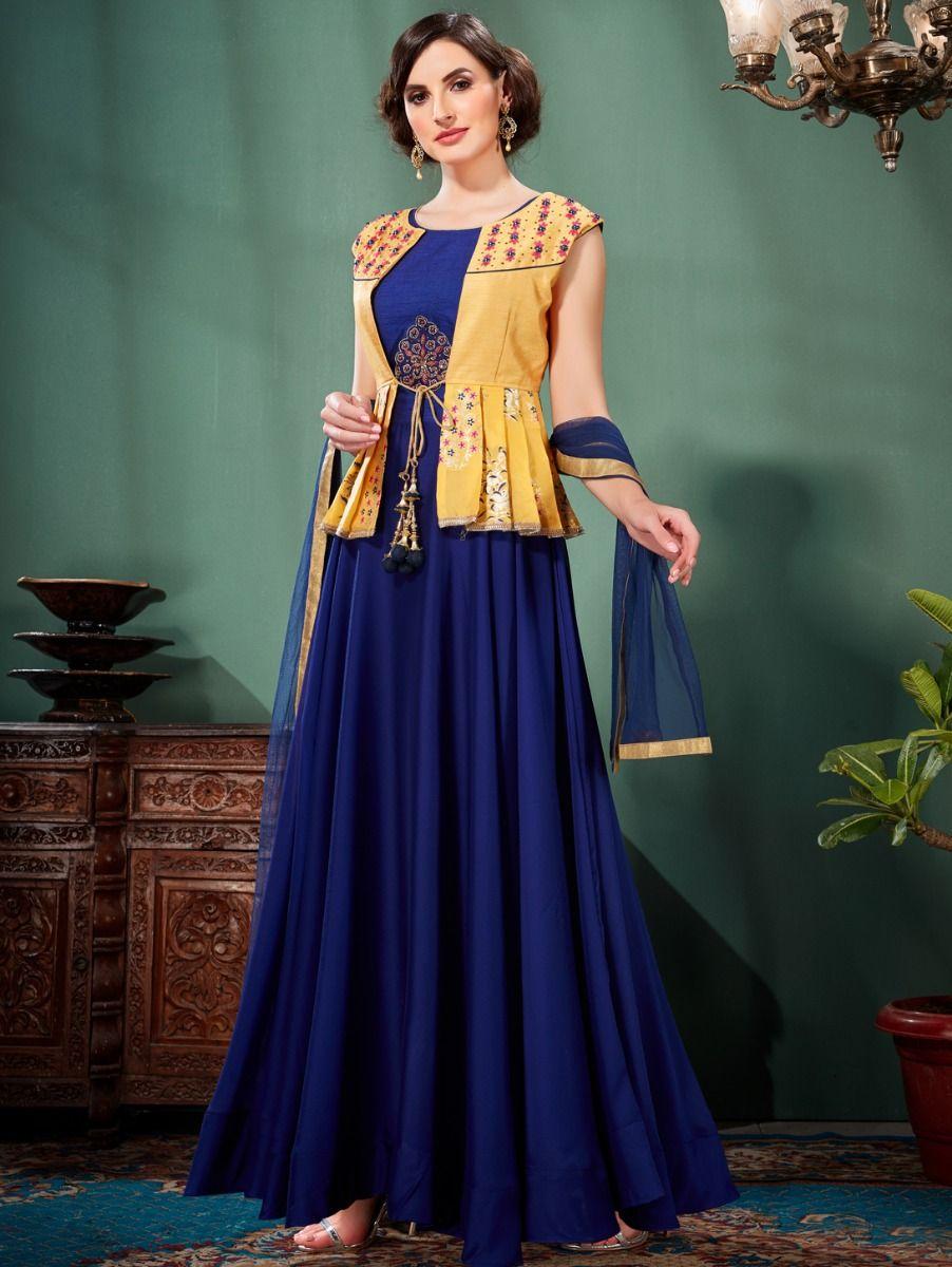 Kyathi Women's Exclusive Readymade Salwar Kameez - TUPC05
