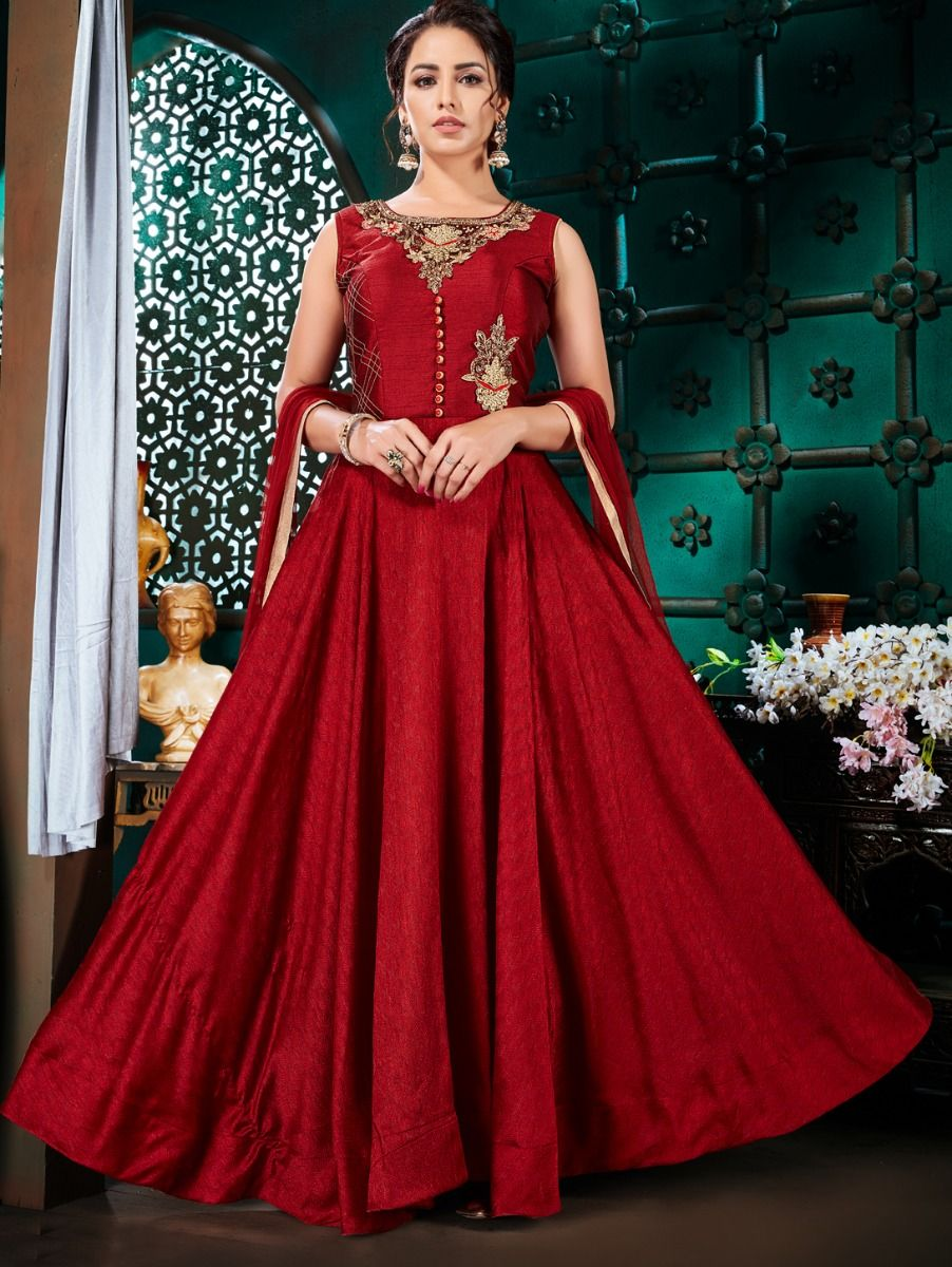 Kyathi Women's Exclusive Readymade Salwar Kameez - KANAK01