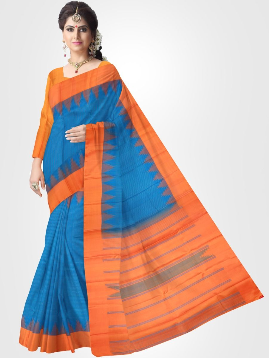 estrila wedding silk saree,kanchipuram silk saree
