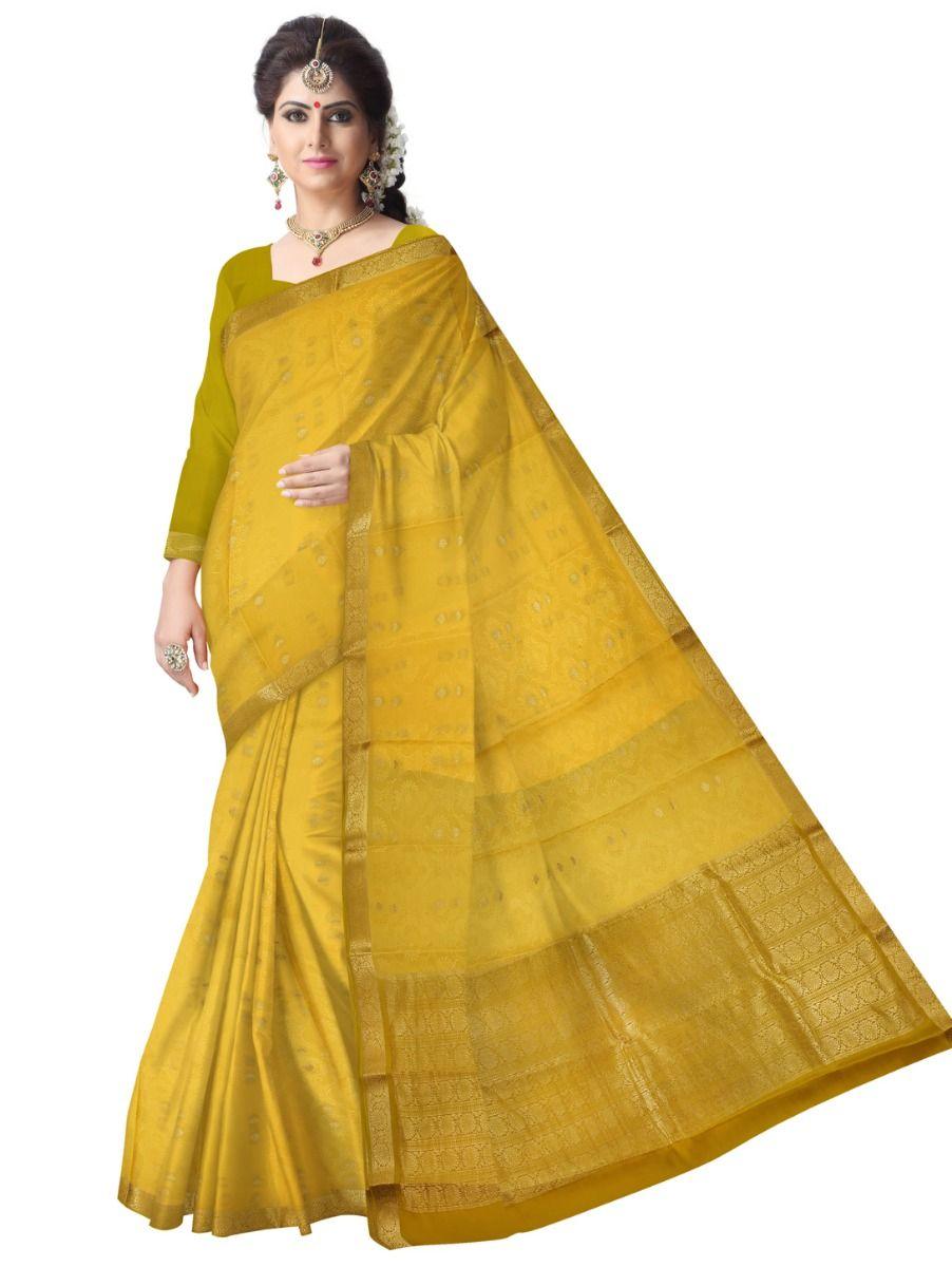 Kyathi Mysore Silk Saree