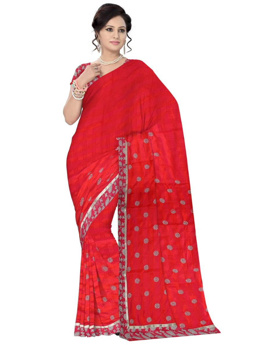 Kathana Embroider With Stone Work Designer Saree