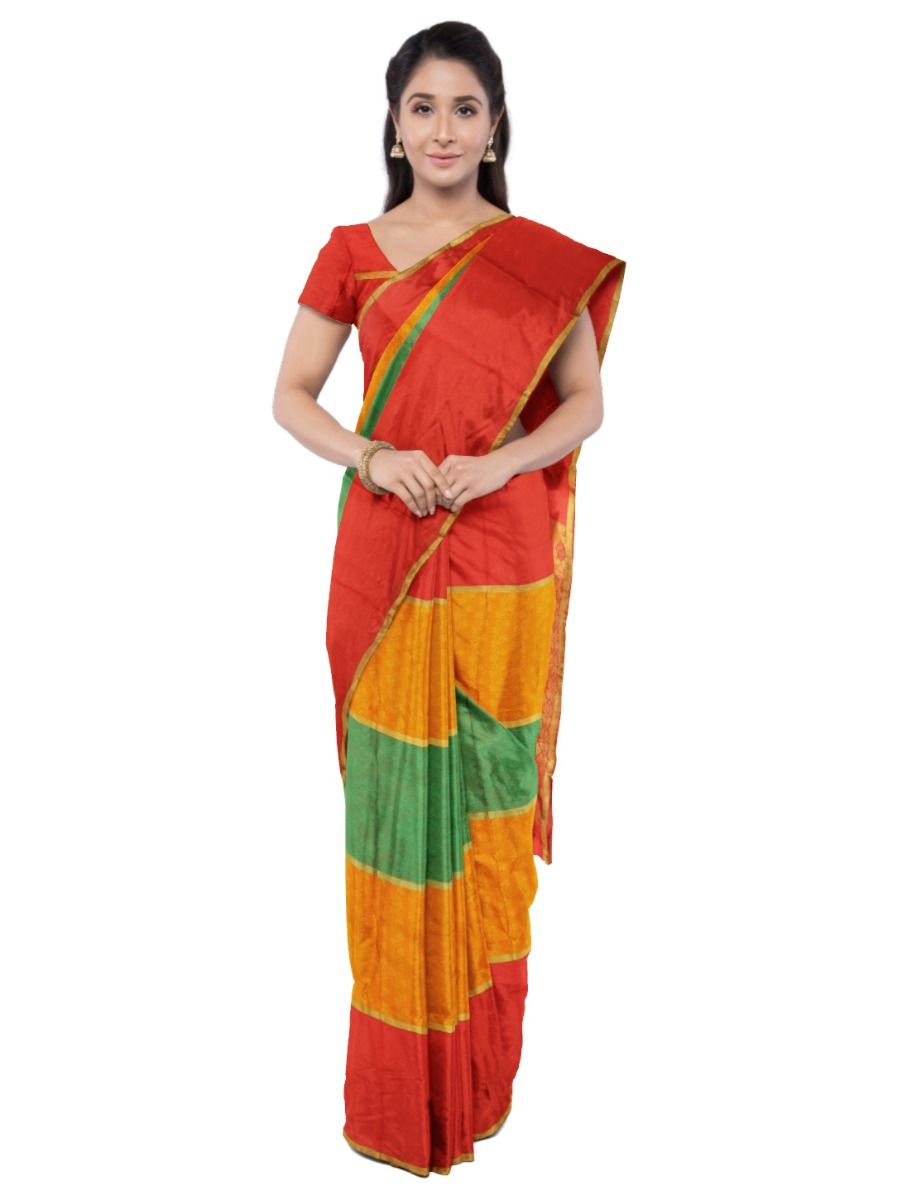 LKC3639301 - Gift Art Silk Saree