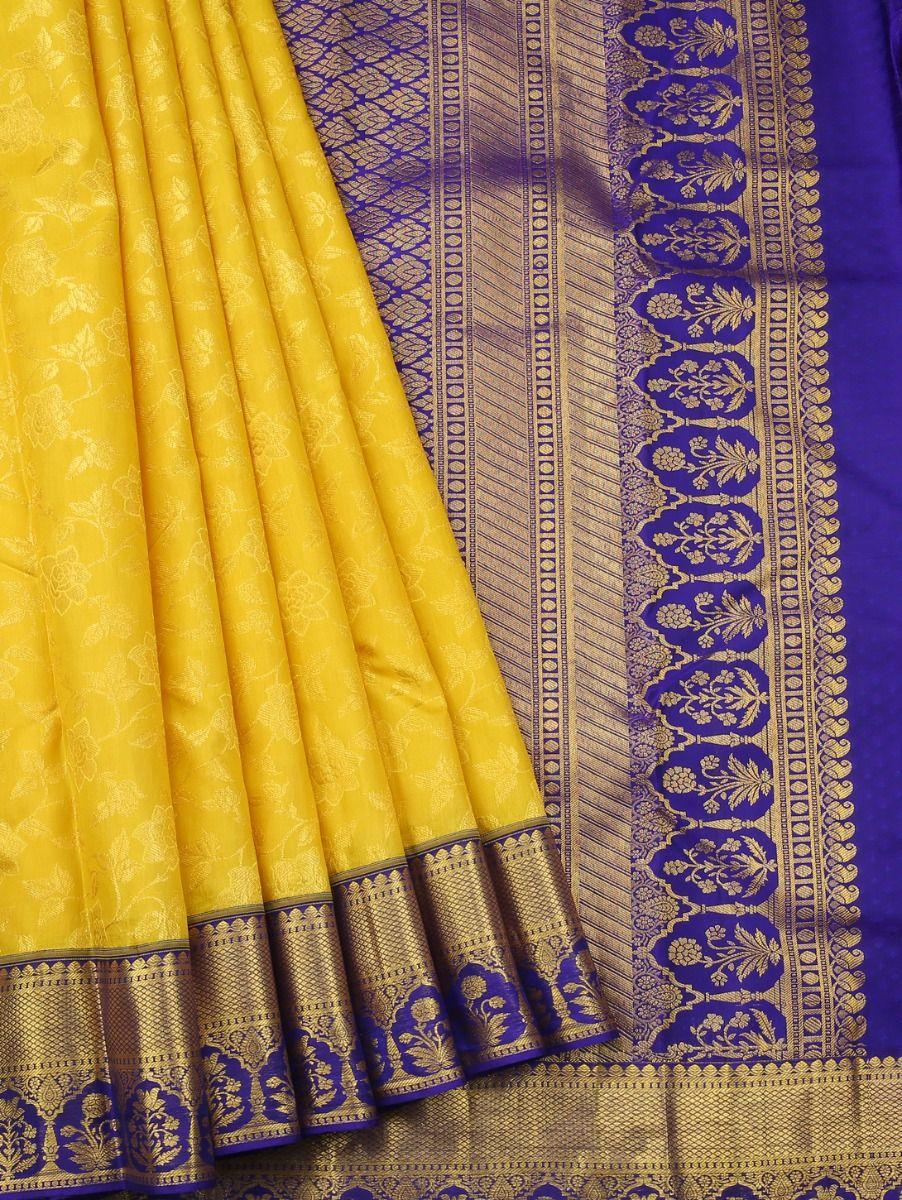 Vivaha Kanchipuram Pure Silk Saree - LLC6184807
