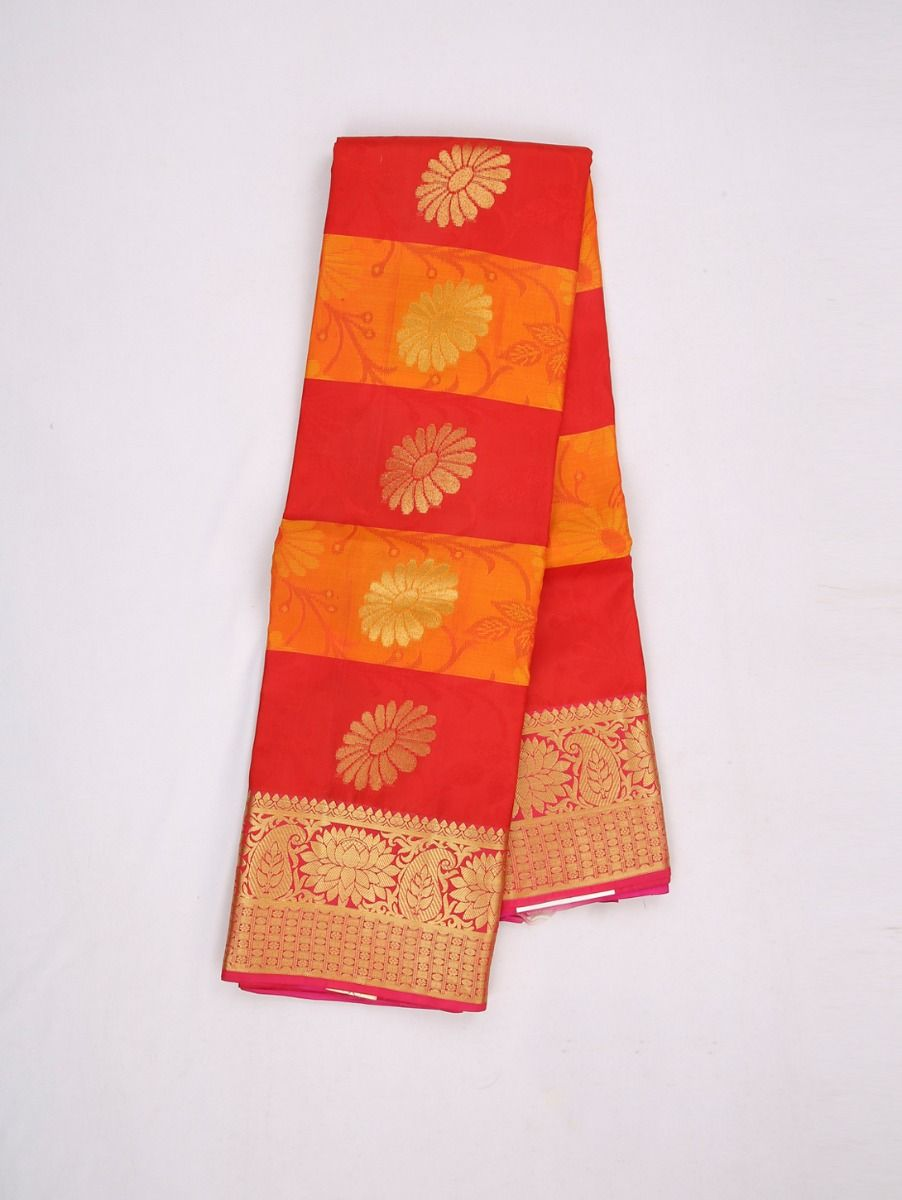 MAB0646965 - Bairavi Traditional Uppada Silk Saree
