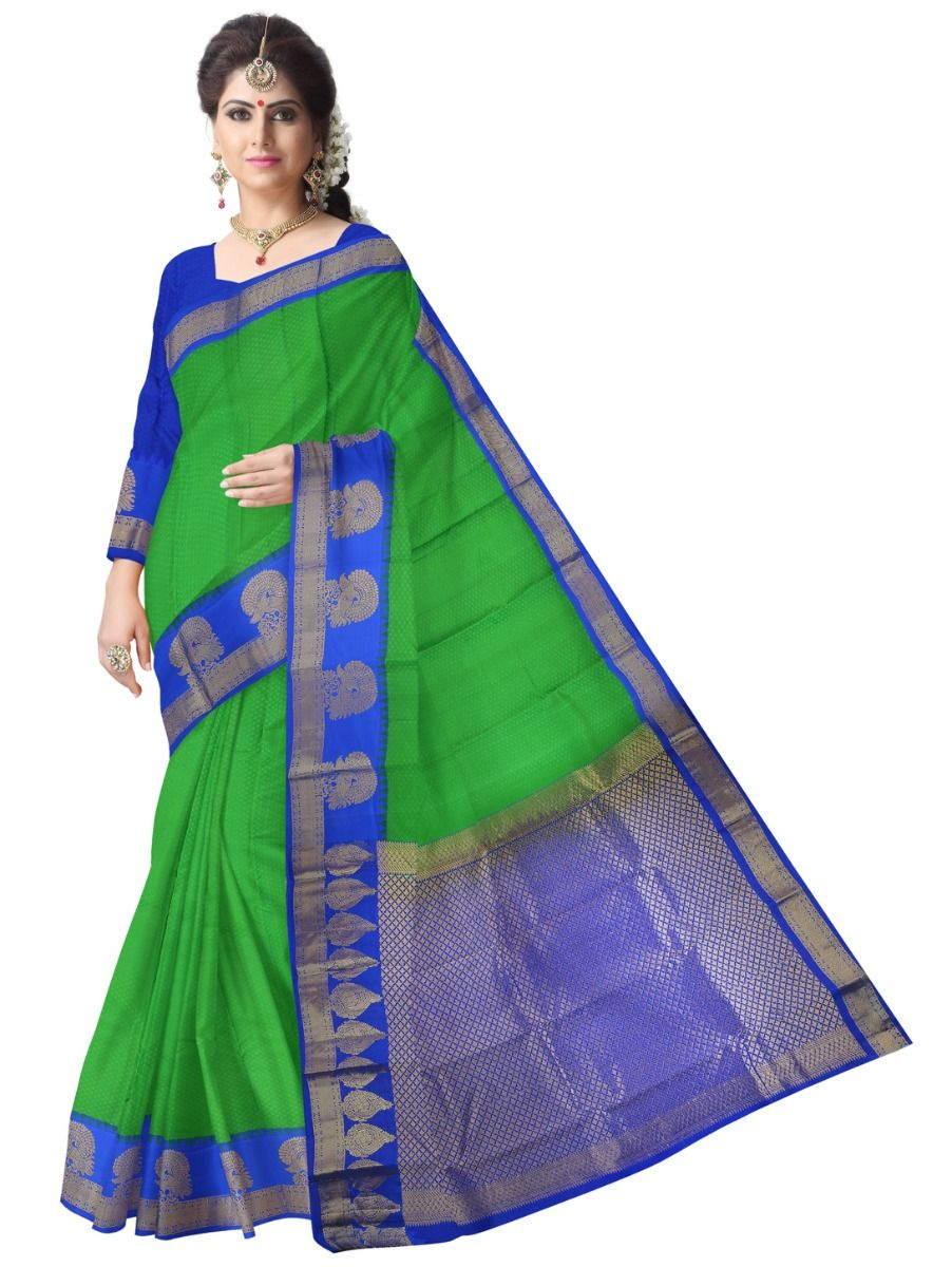 Traditional Silk Saree - MAB0848242