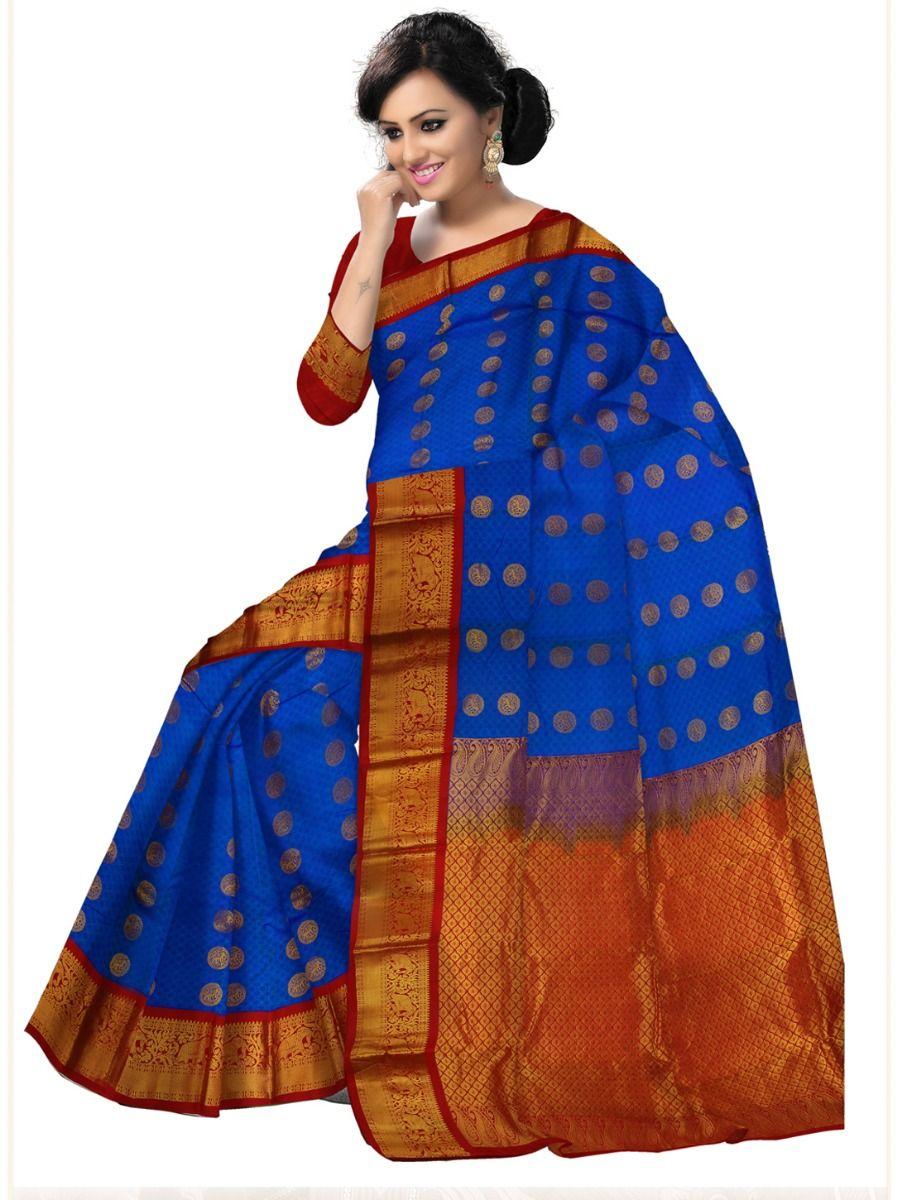 Bairavi Exclusive Traditional Silk Saree