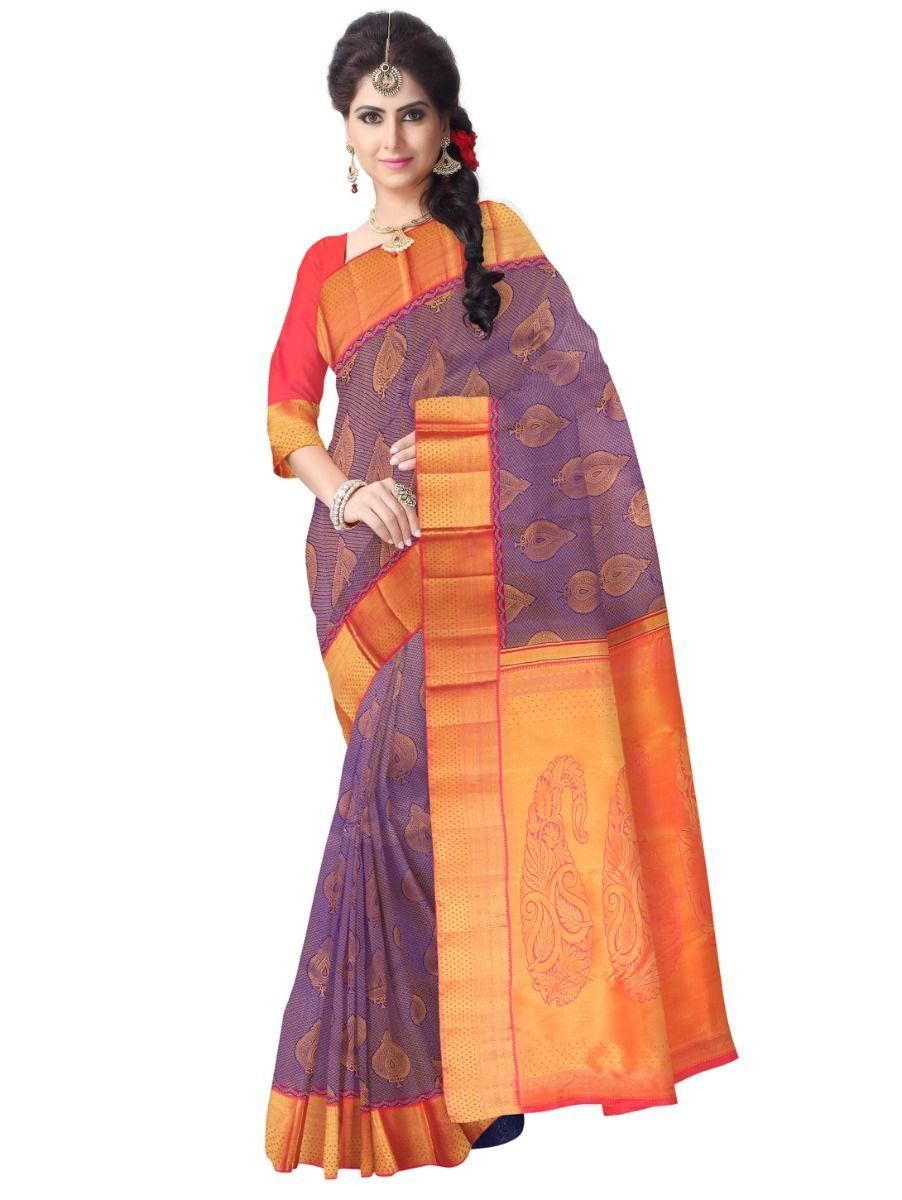 Vivaha Wedding Silk Saree - MAB1135145