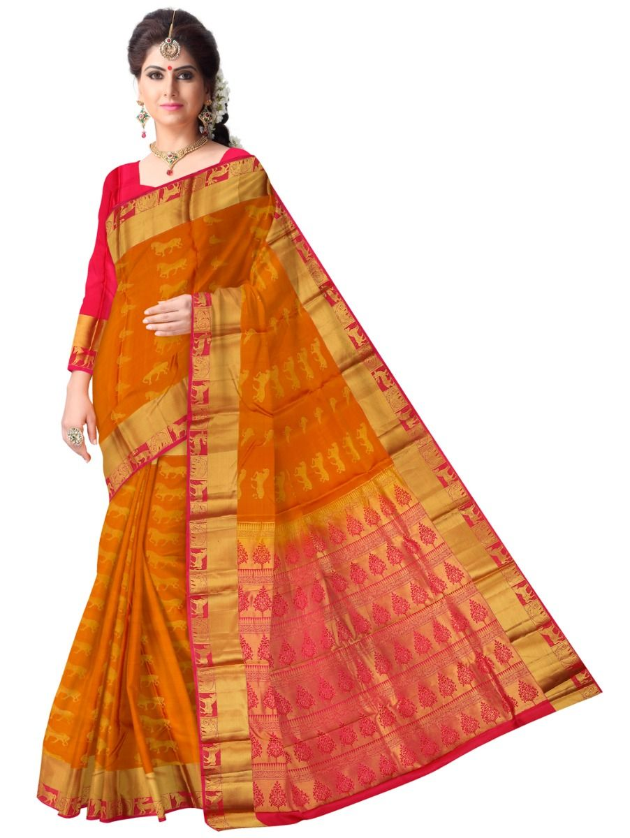 MAC2693318 - Traditional Silk Saree