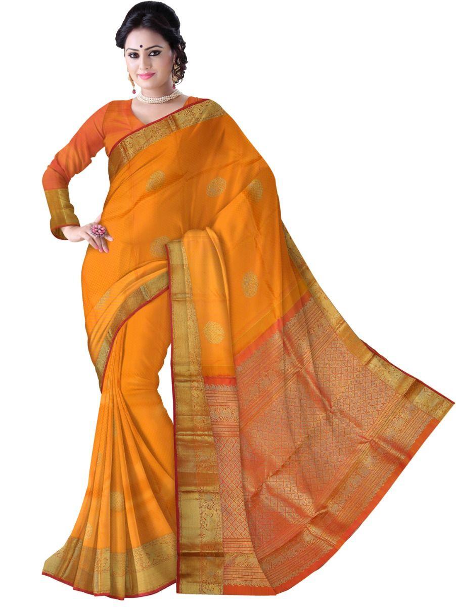 MAD3610425 - Vivaha Wedding Silk Saree