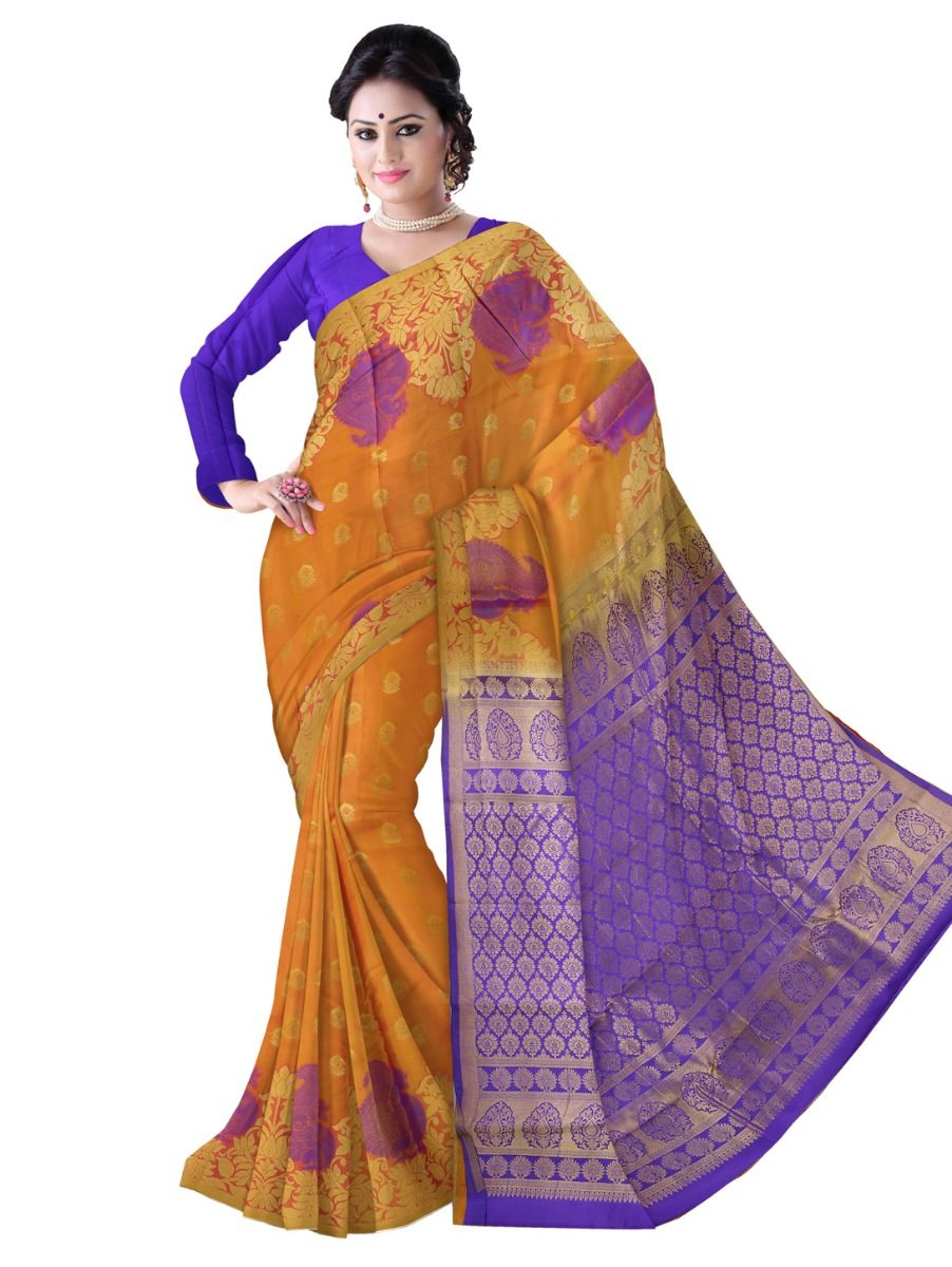 MAE4318281 - Uppada Traditional Silk Saree
