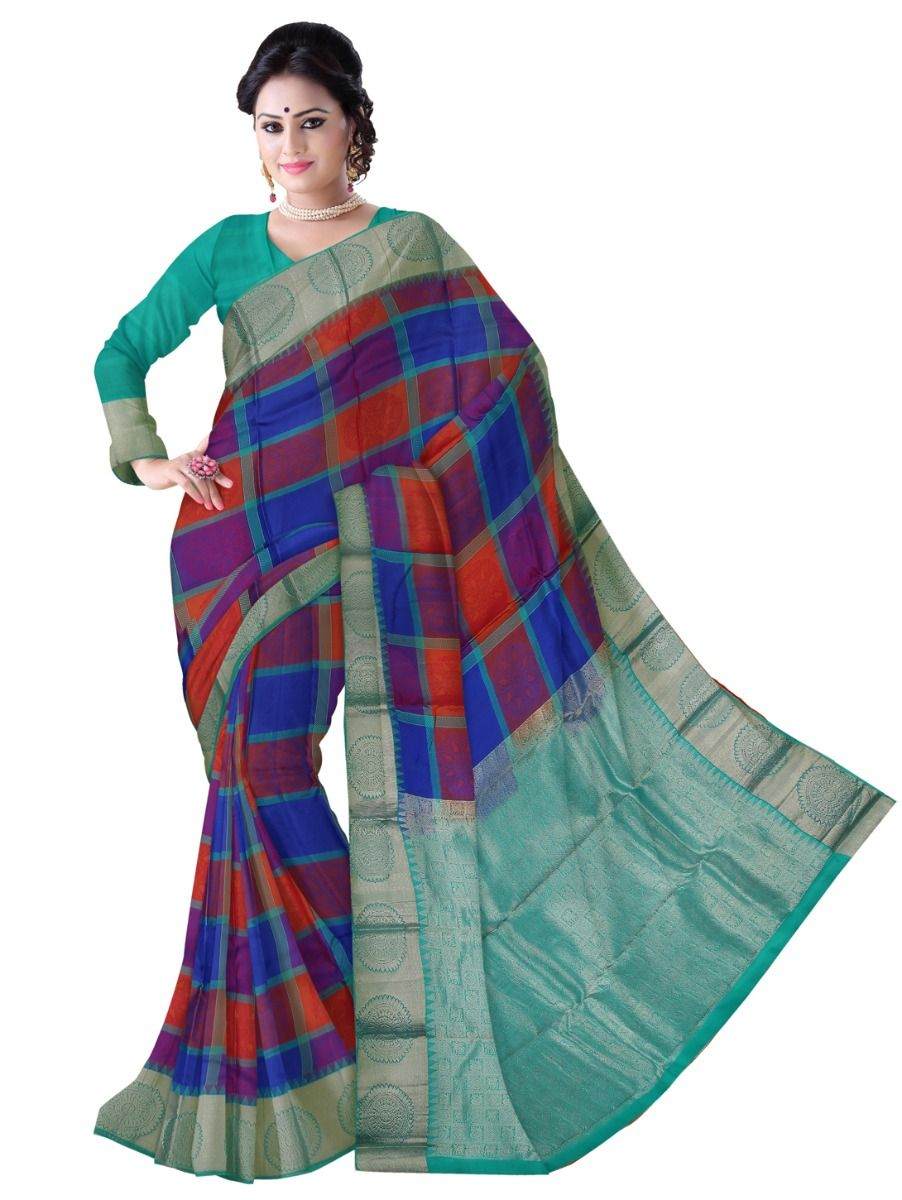 MBA5208273 - Bairavi Traditional Silk Saree