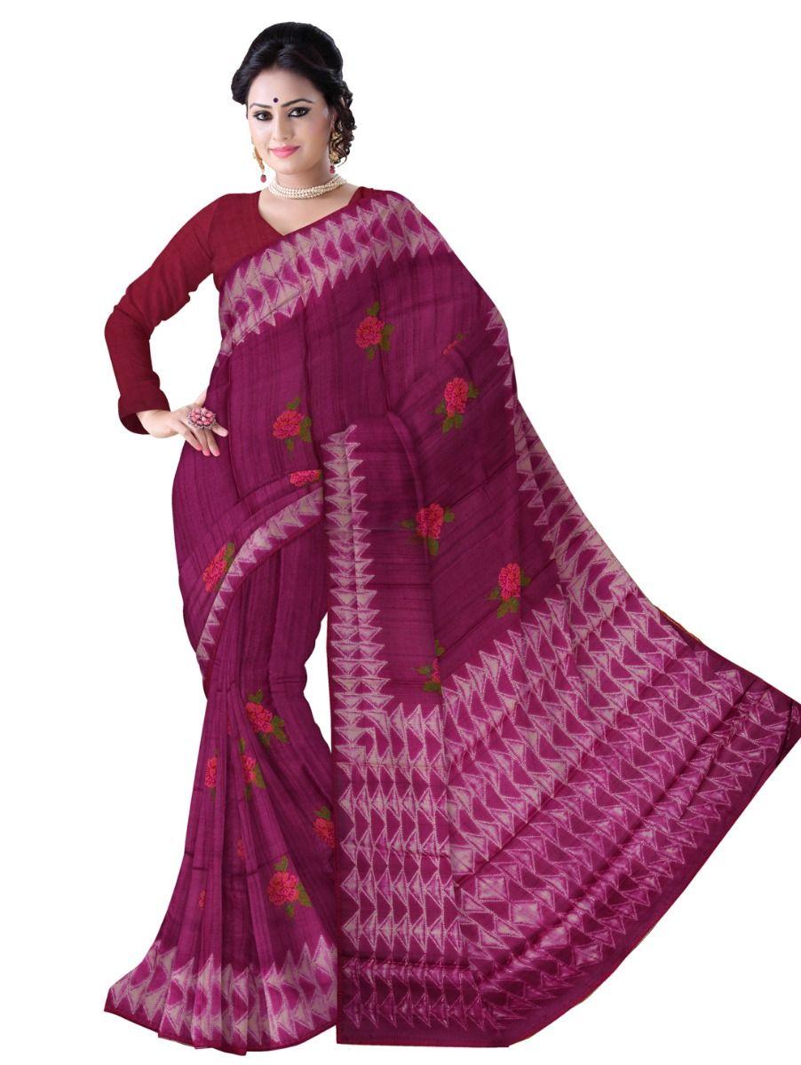 Kyathi Pure Handloom Banarasi Silk Saree