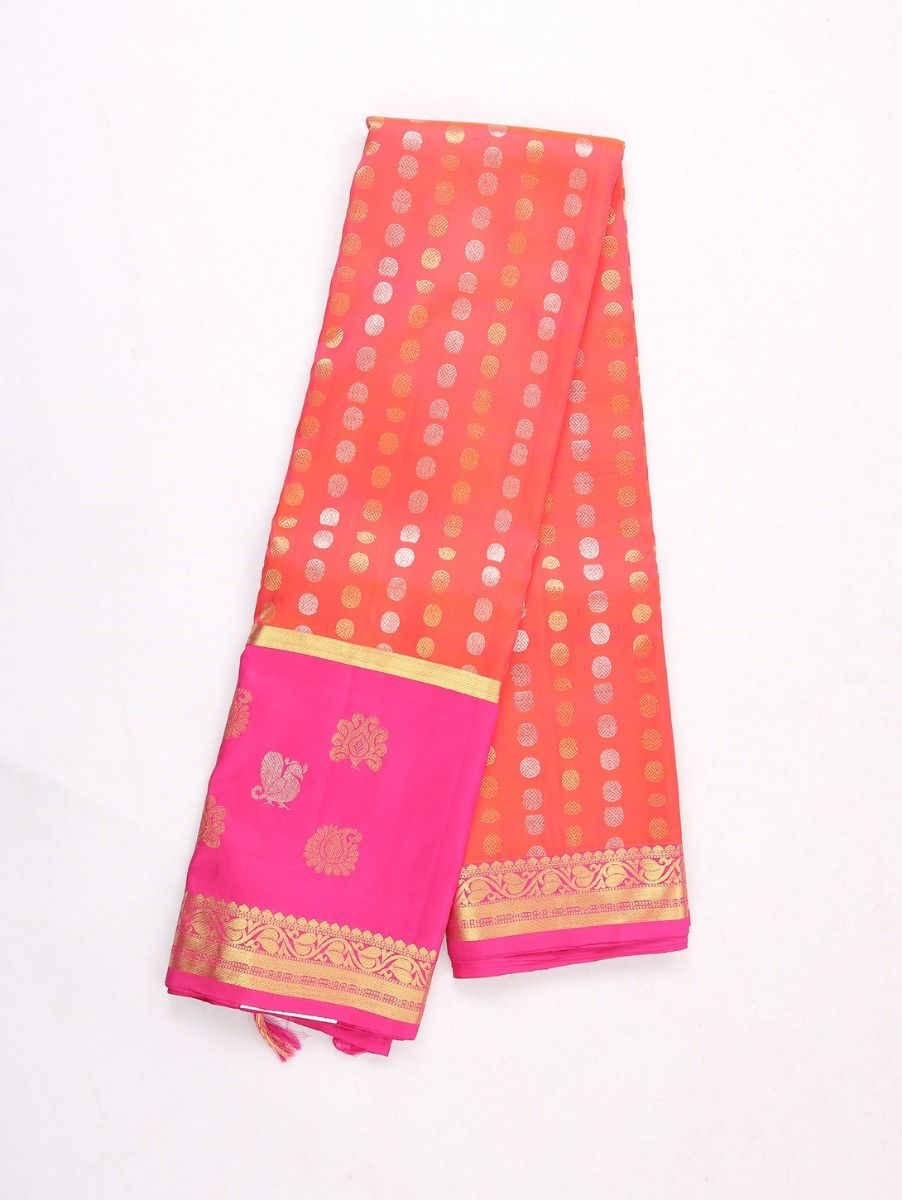Vivaha Exclusive Wedding Silk Saree